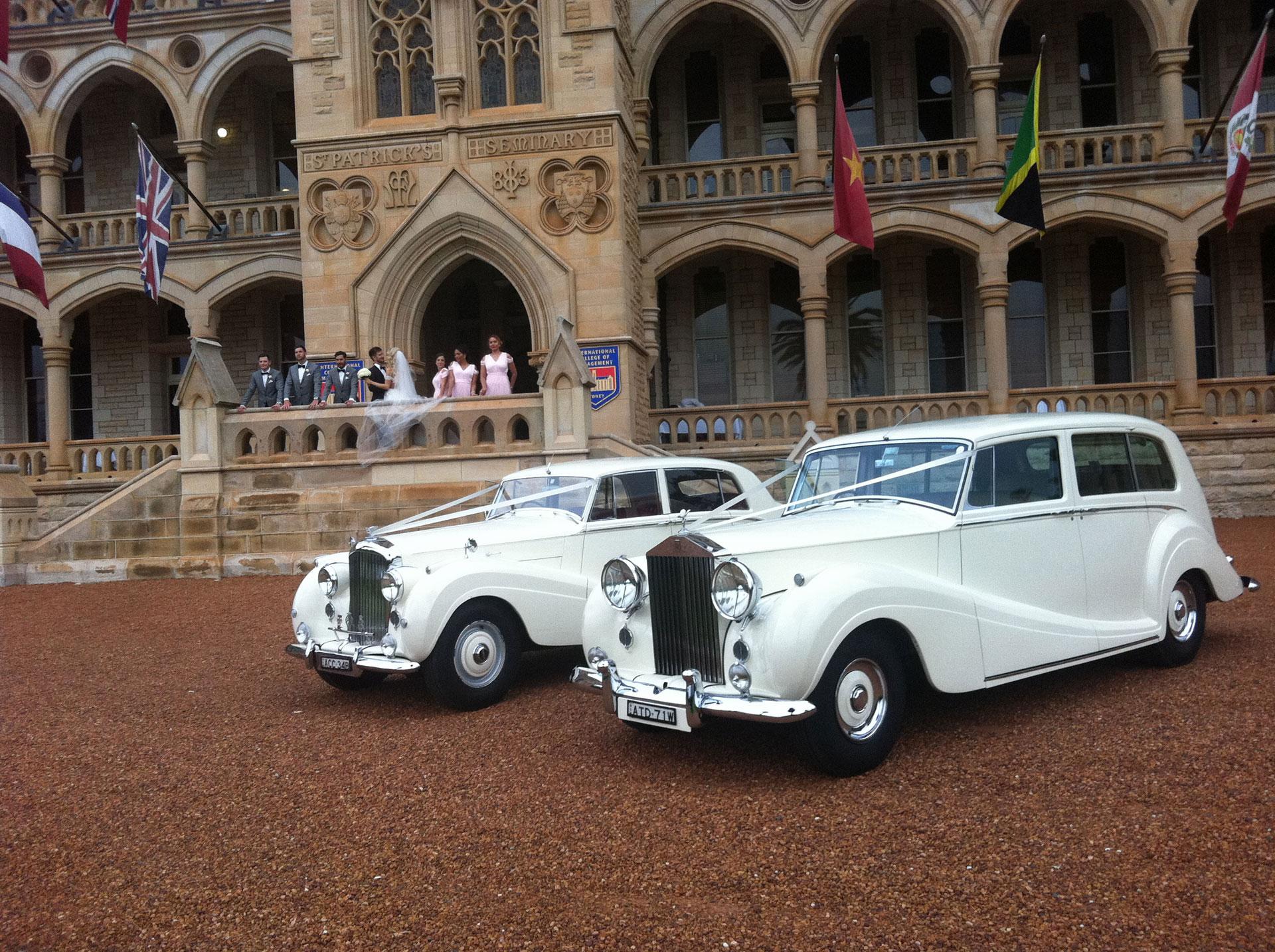 Variety Wedding Cars - Classic Wedding Car Hire Sydney