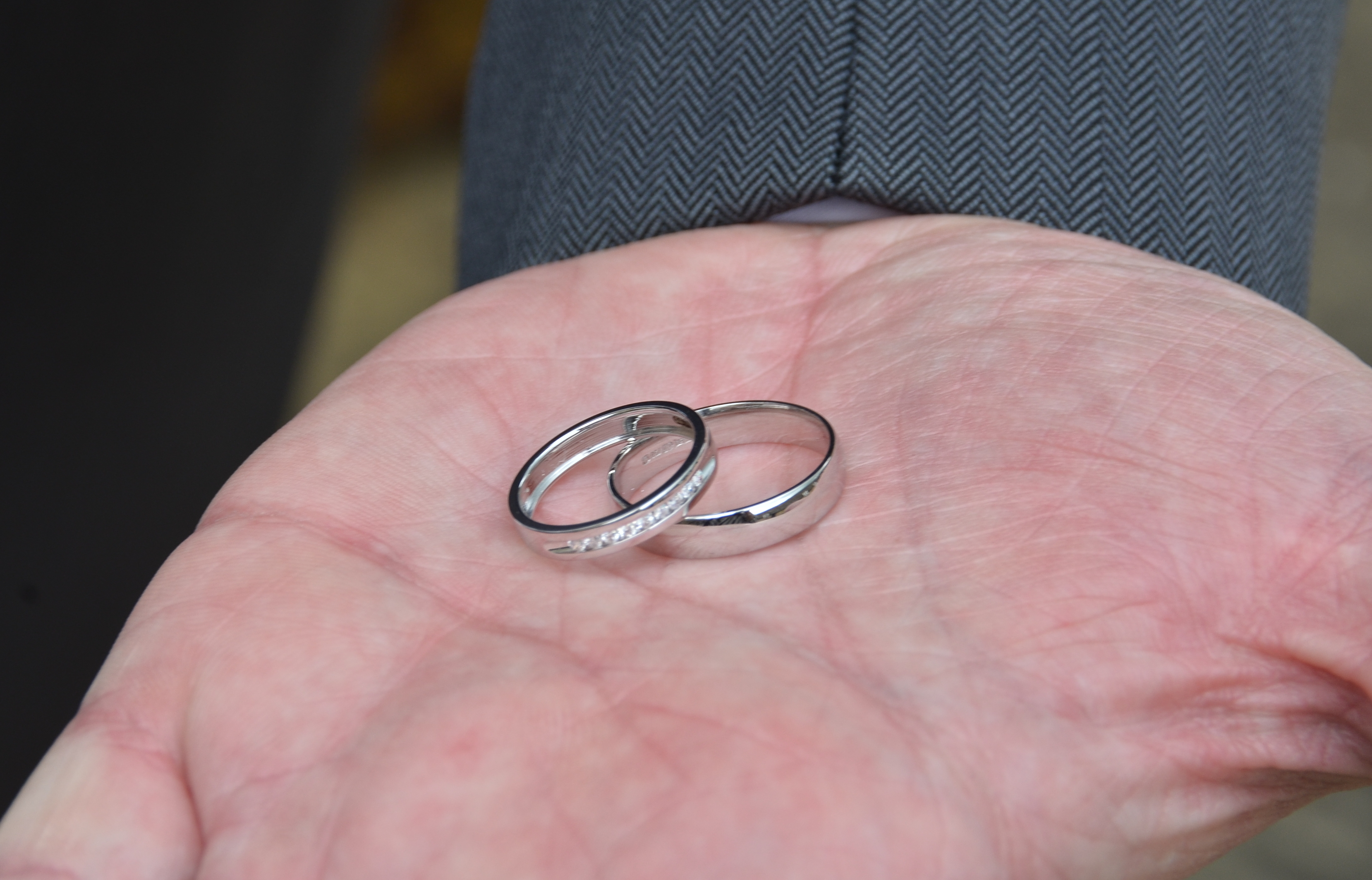 Free photo: Wedding rings - Weddingrings, Wedding, Rings - Free ...