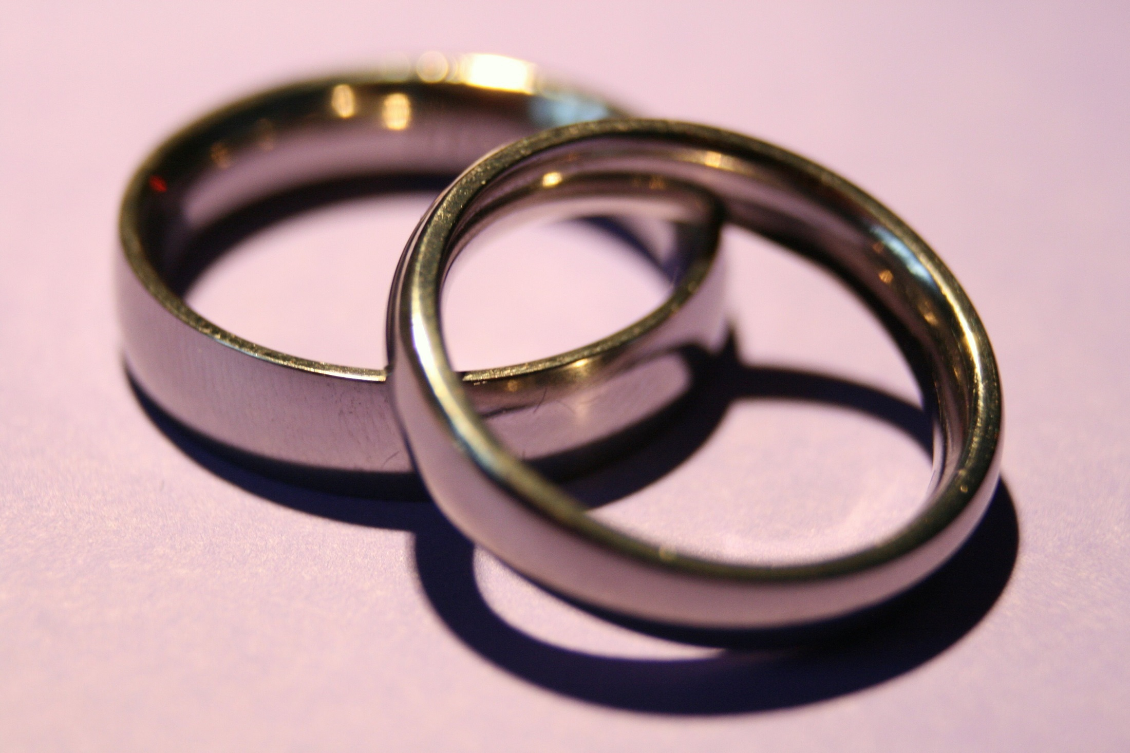 Free Photo Wedding Rings Marriage Metal Object Free Download Jooinn