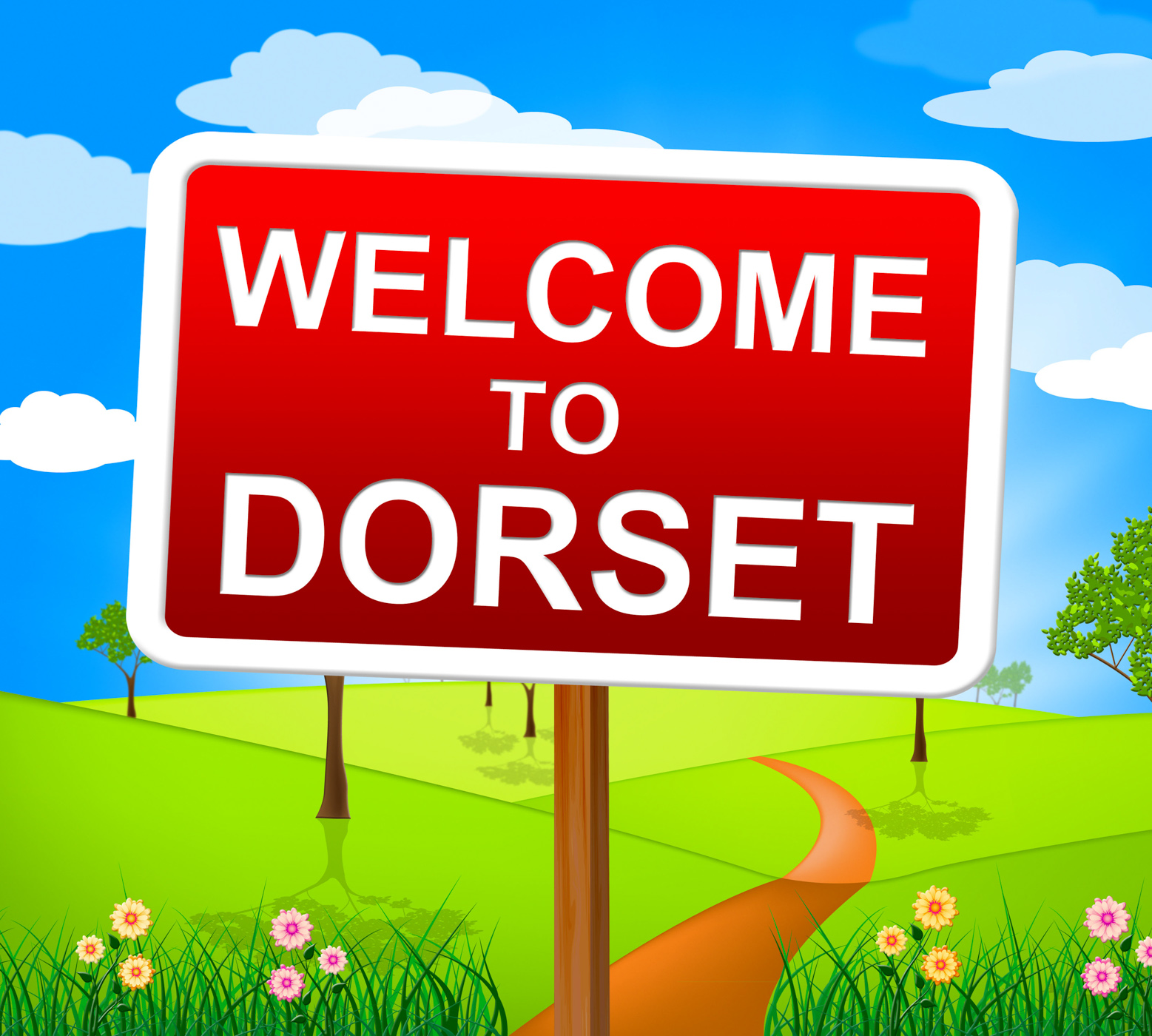 Welcome to dorset shows united kingdom and outdoor photo