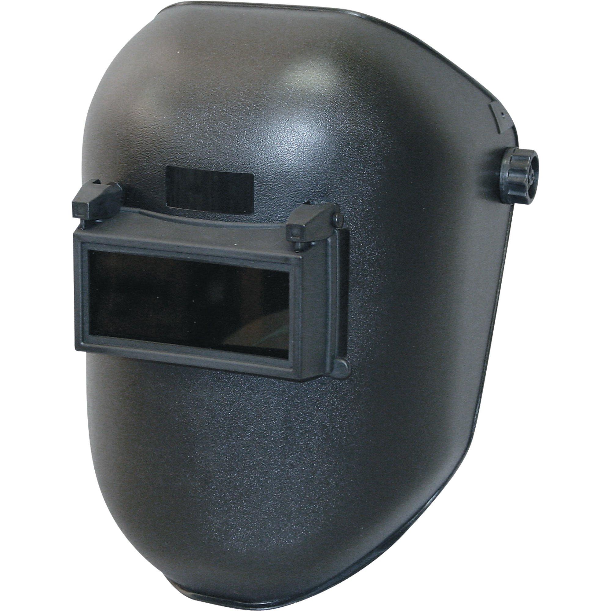Welding mask photo