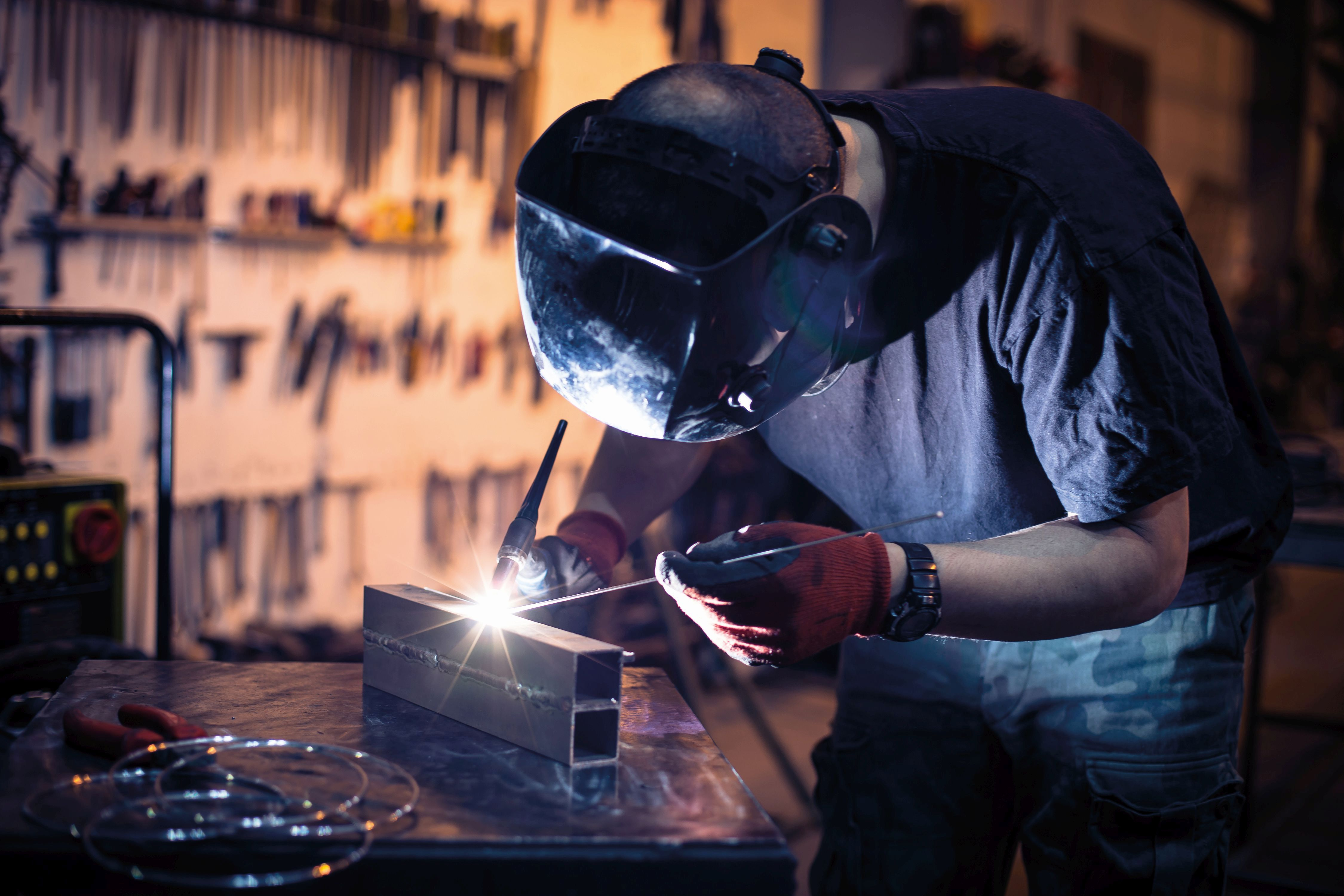 TIG Welding Process   Cemont