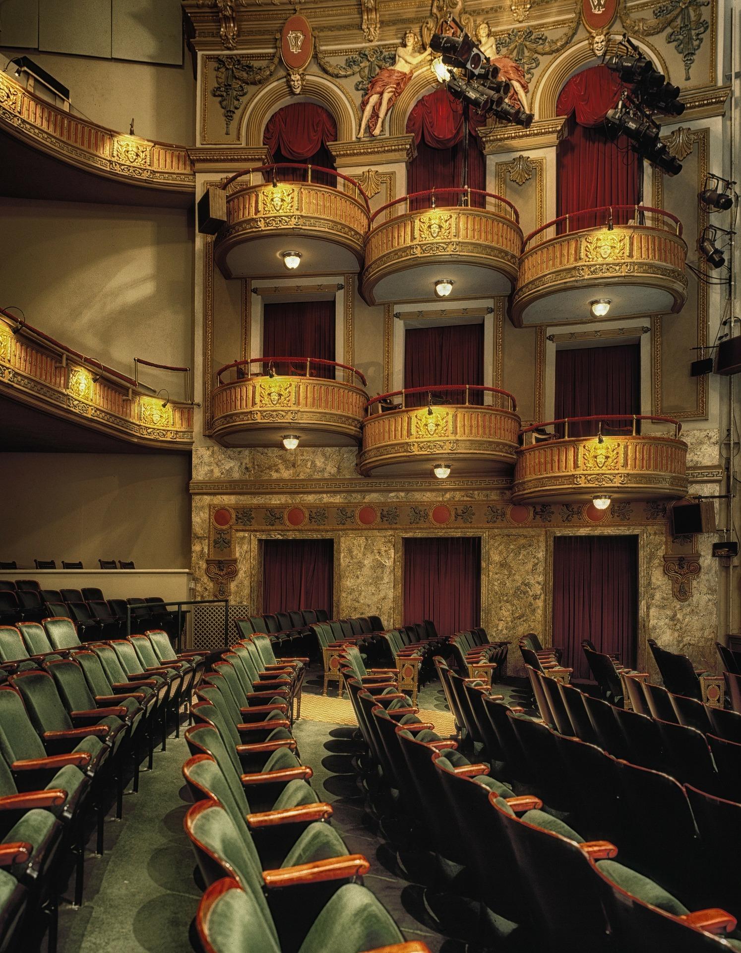 Wells theatre photo