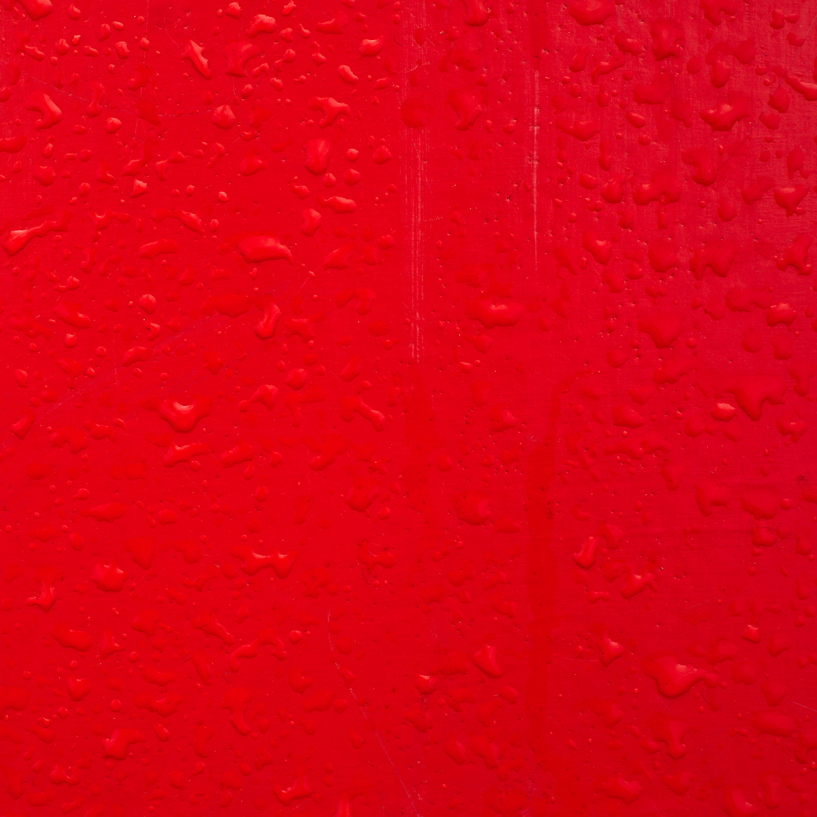 Wet red wall, Bright, Close-up, Closeup, Color, HQ Photo