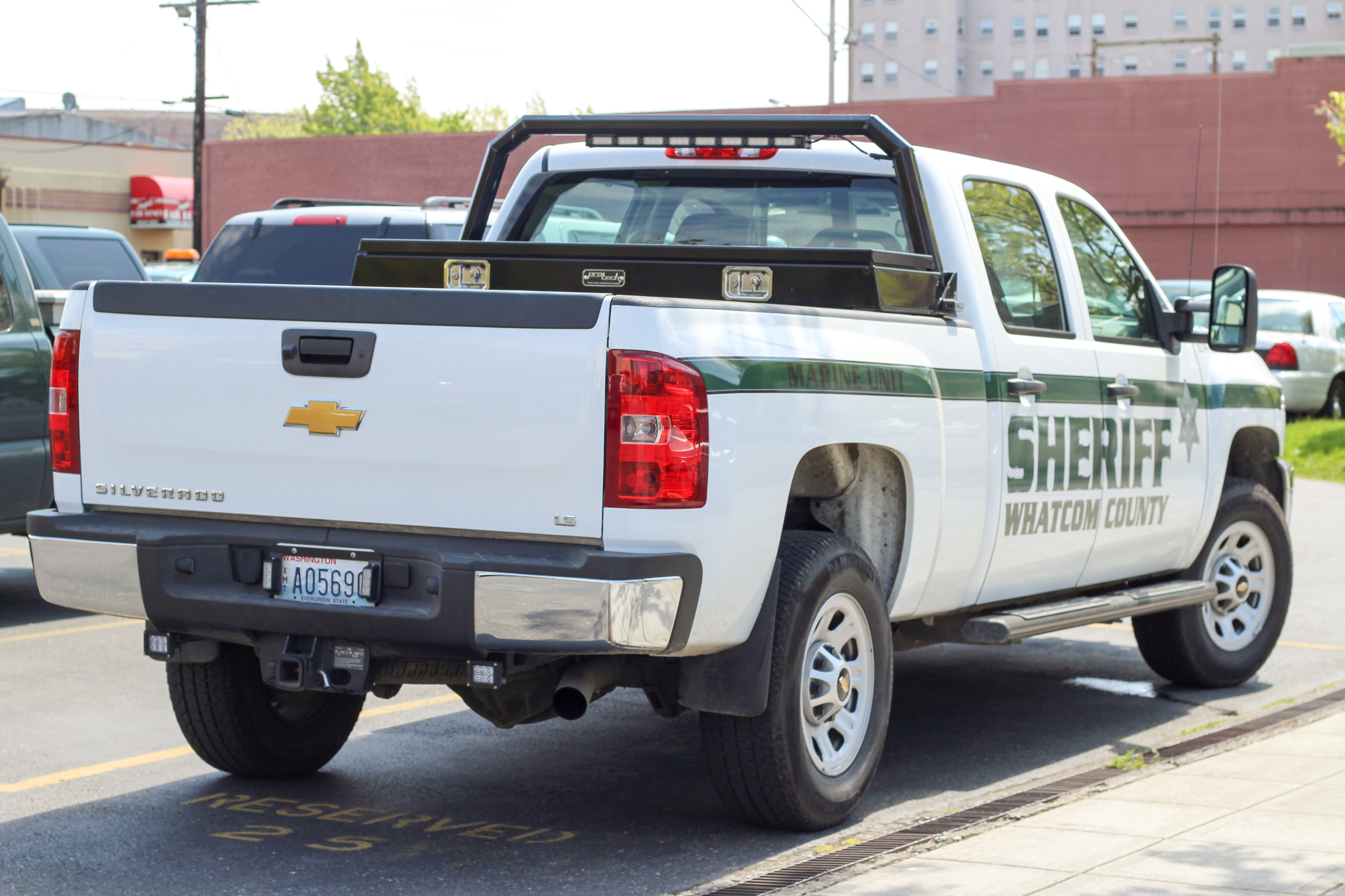 Whatcom sheriff: marine unit photo