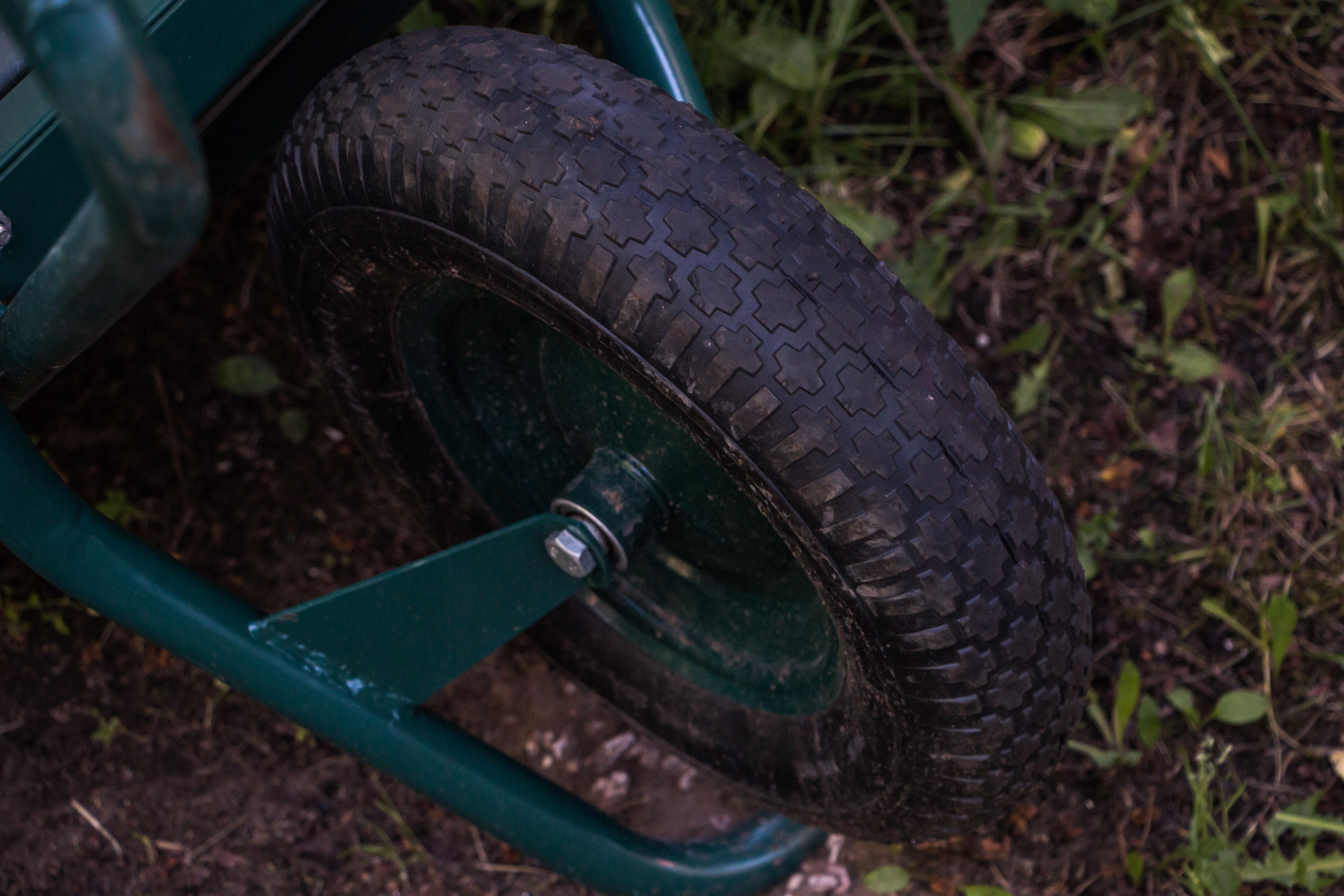 Wheelbarrow photo