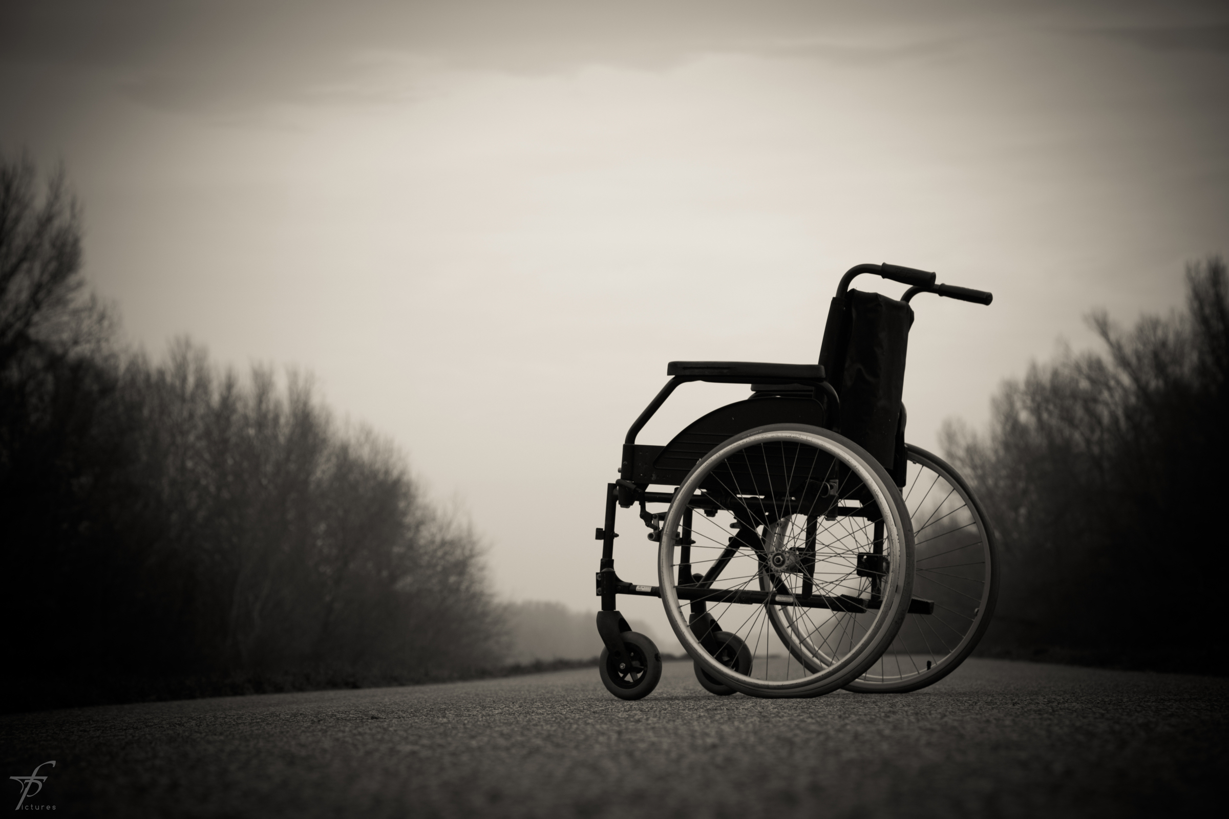 Wheelchair photo