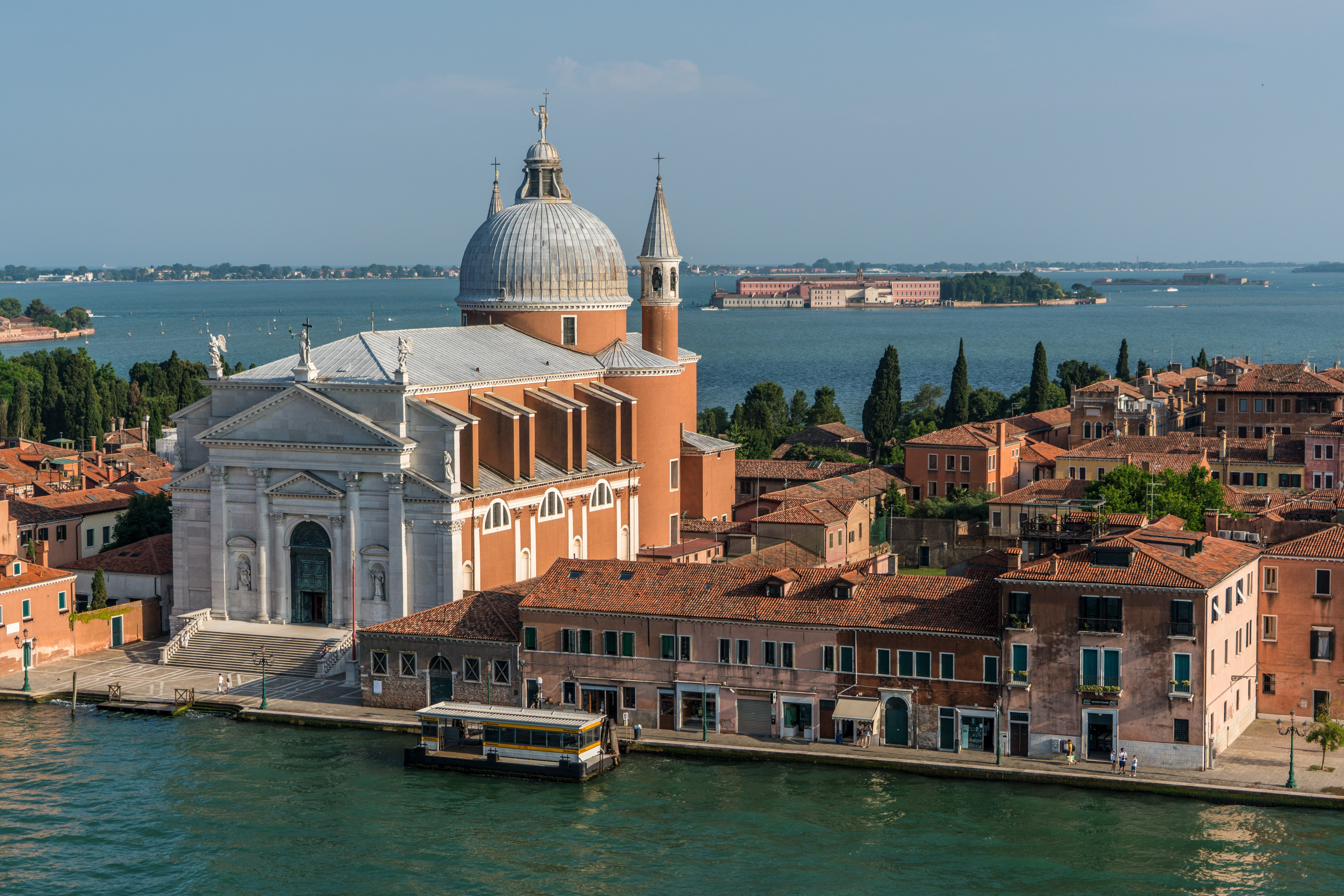 White and Beige Structure Building and Cathedral Near Body of Water during Daytime, Architecture, River, Water, Venice, HQ Photo