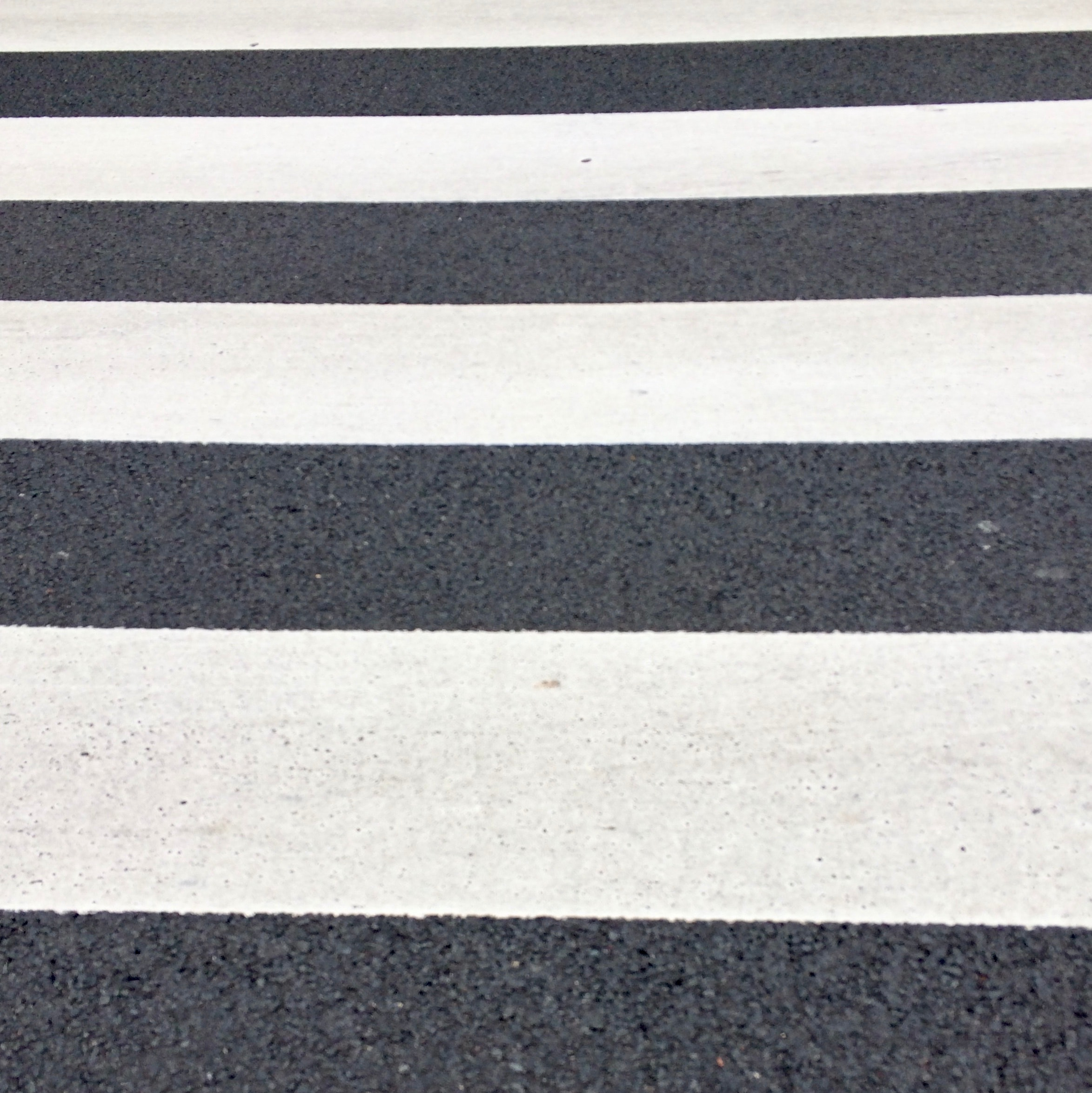 White and Gray Pedestrian Line, Asphalt, Background, Colors, Lines, HQ Photo