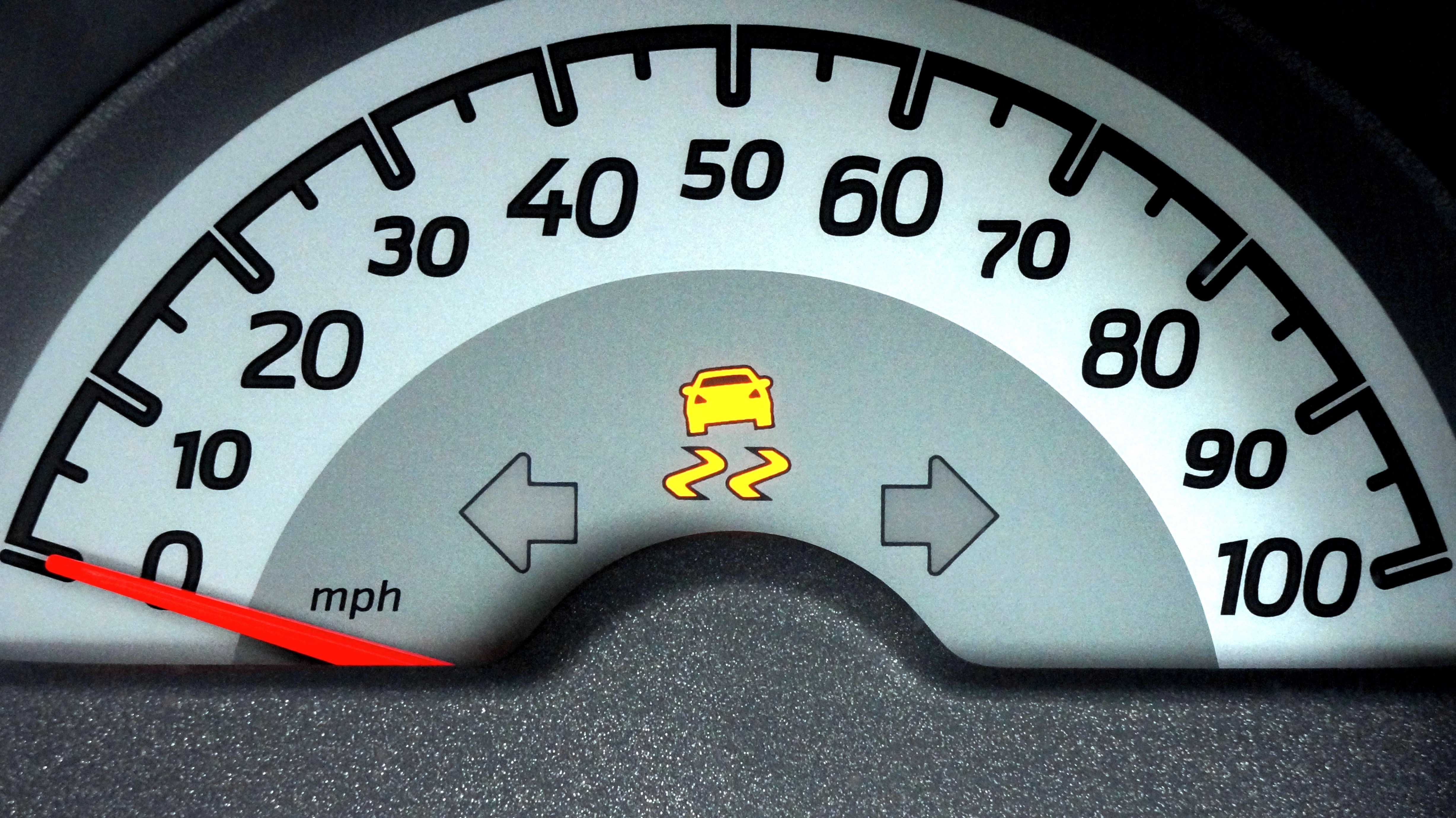 Free photo: White and Grey Car Speedometer Gauge on 0 Miles Per Hour ...