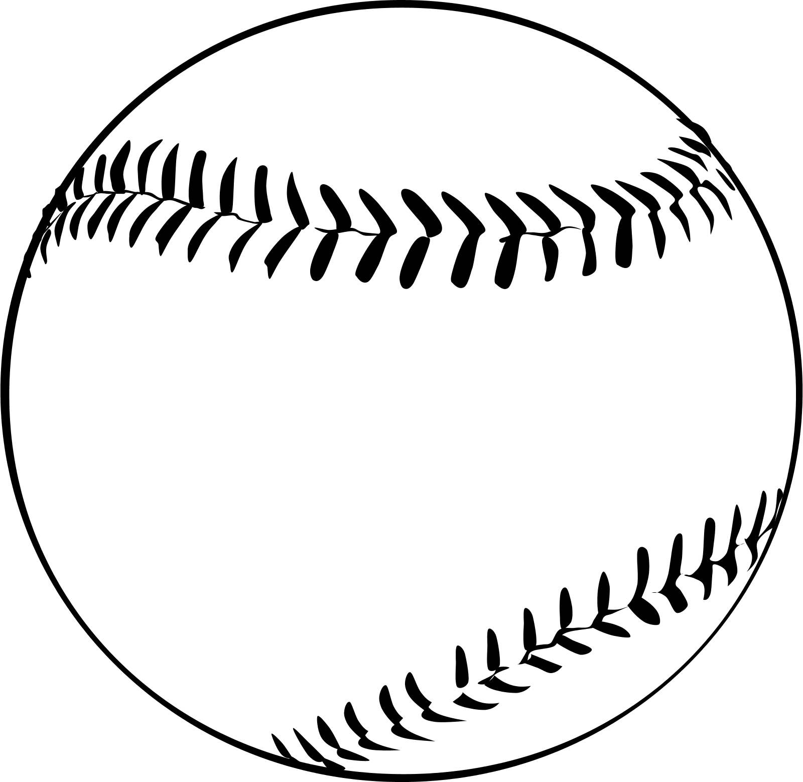White Baseball Clipart #1 | Clipart Panda - Free Clipart Images
