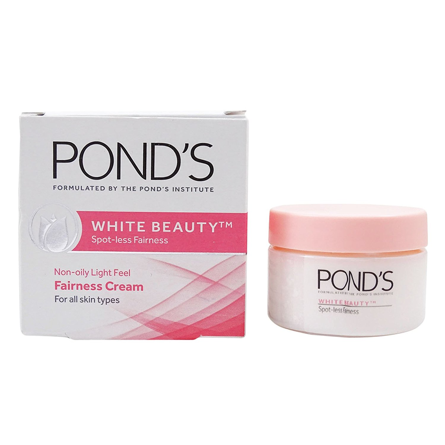 Pond's White Beauty Spot-Less Fairness Cream (25G) (Pack Of 2 ...