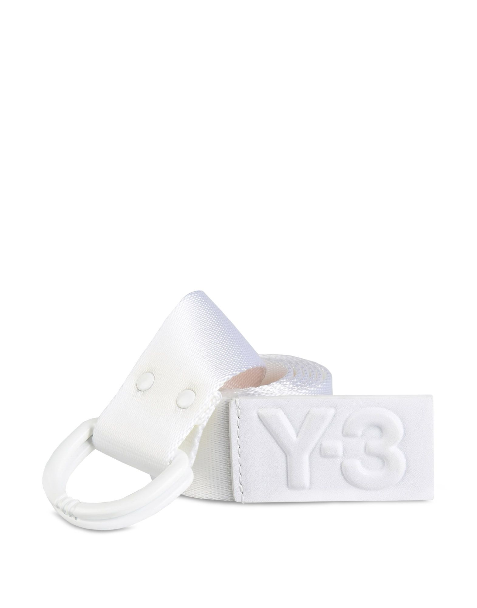 Y 3 YOHJI WHITE BELT for Women   Adidas Y-3 Official Store