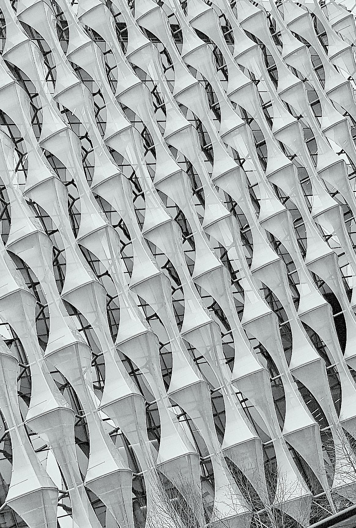 White Building, Architecture, Style, Shapes, Shape, HQ Photo