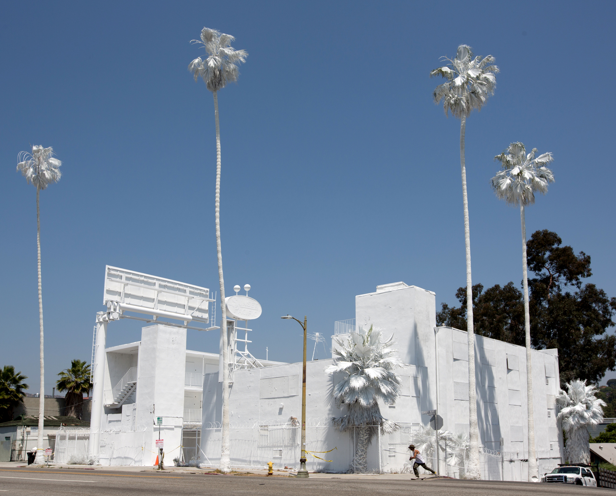 Q+A> French artist Vincent Lamouroux turned this Los Angeles ...