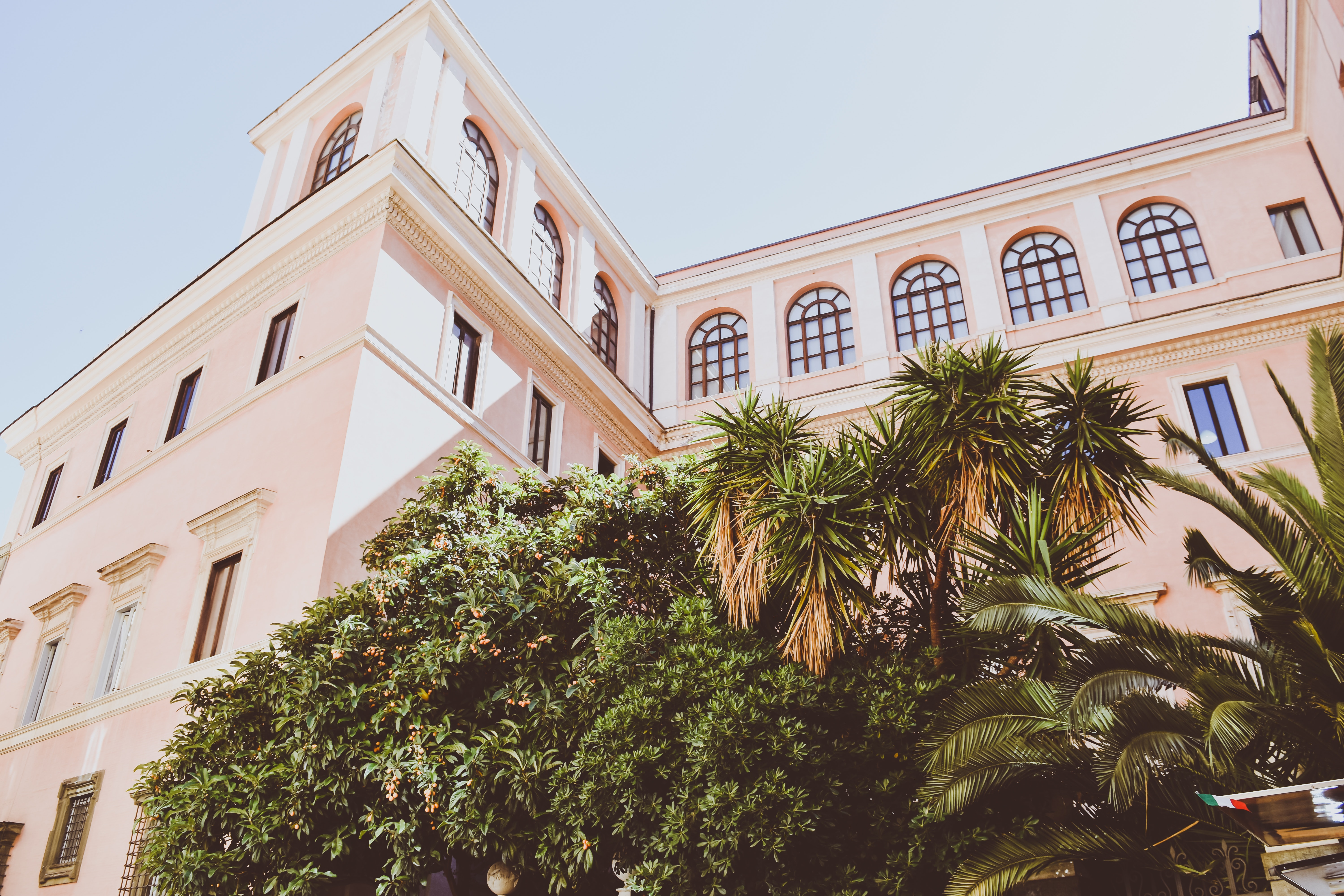White Building, Architecture, Building, Daylight, Facade, HQ Photo