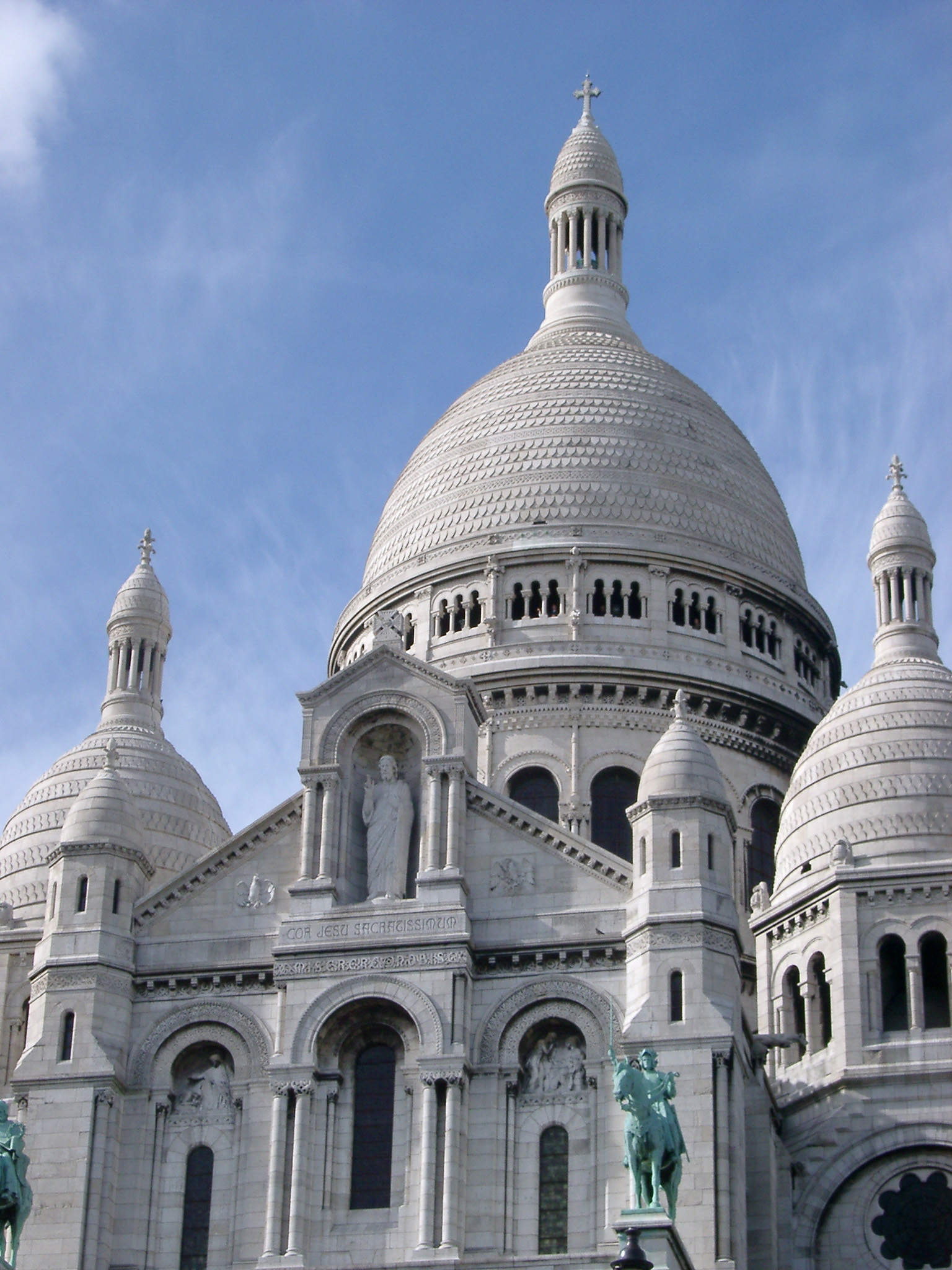 Free Stock photo of Sacre Couer Cathedral, butte Montmarte, Paris ...