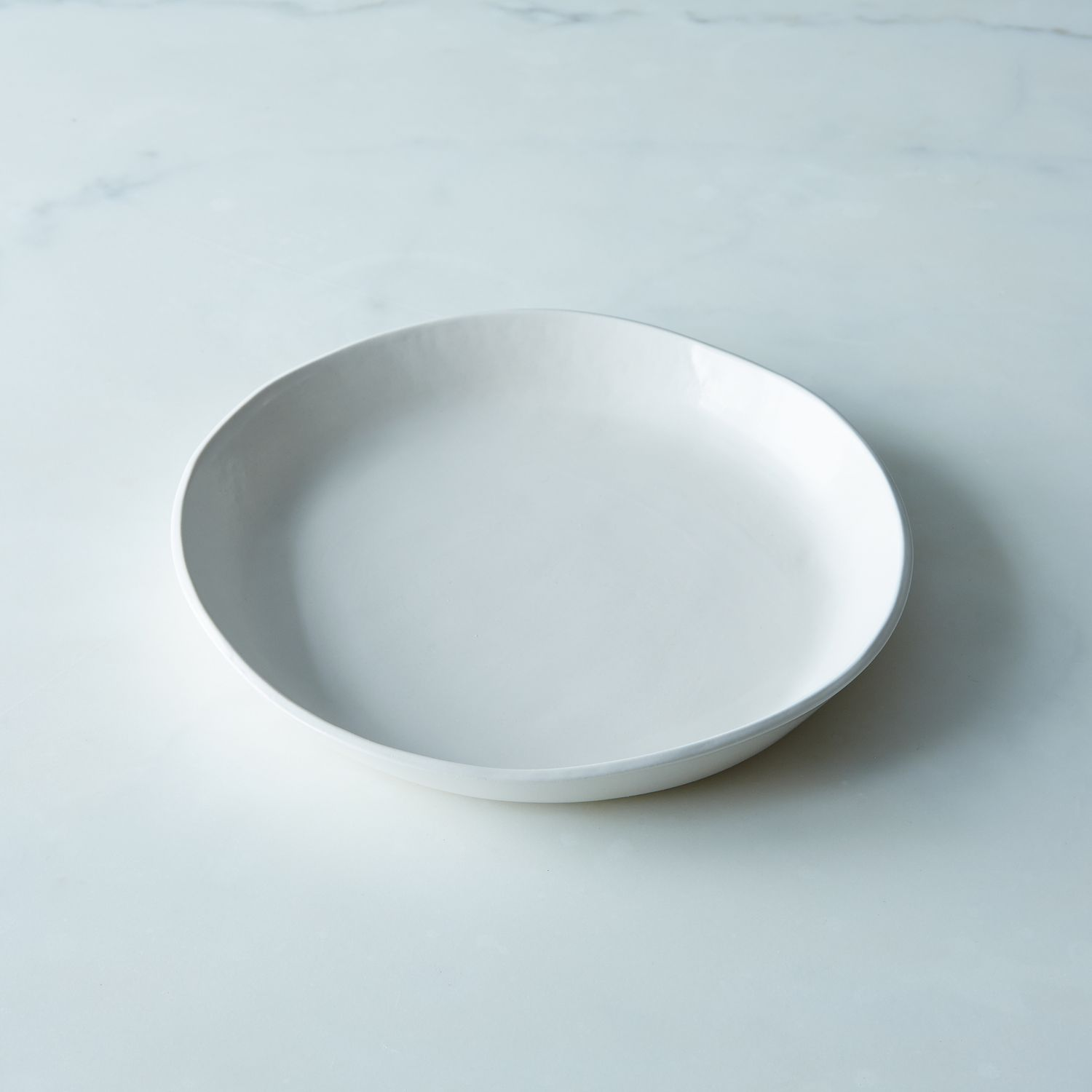 White Ceramic Shallow Bowl on Food52