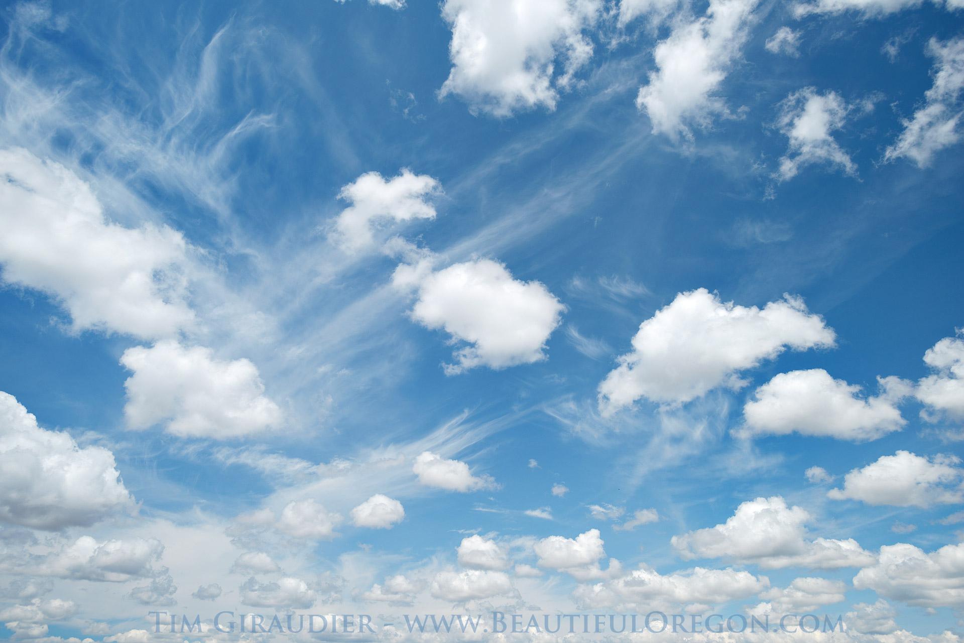 blue-sky-white-clouds-harney-county-52616-6143 – Beautiful Oregon