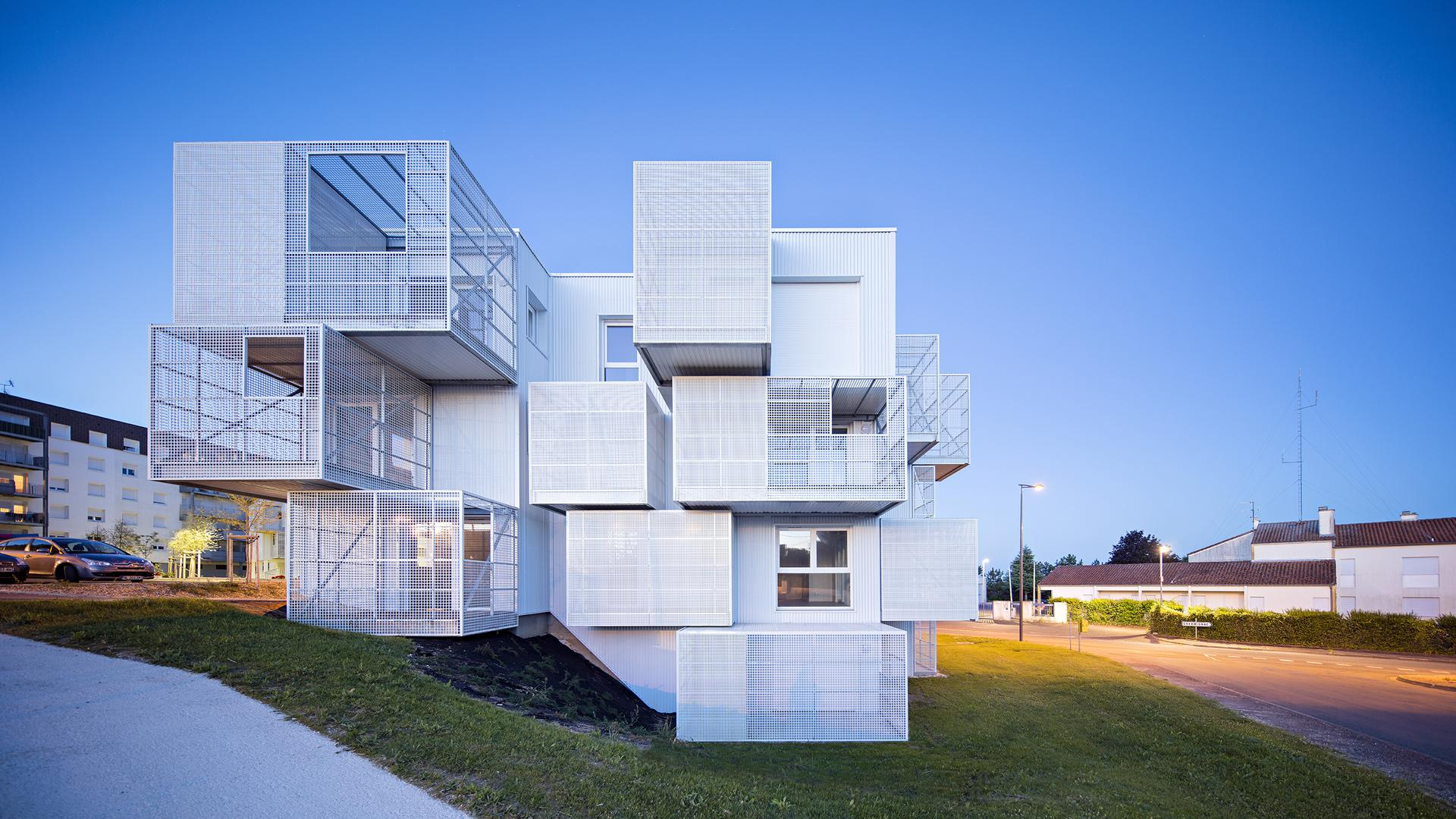 More Architects' cloud clusters promote heavenly living - News ...