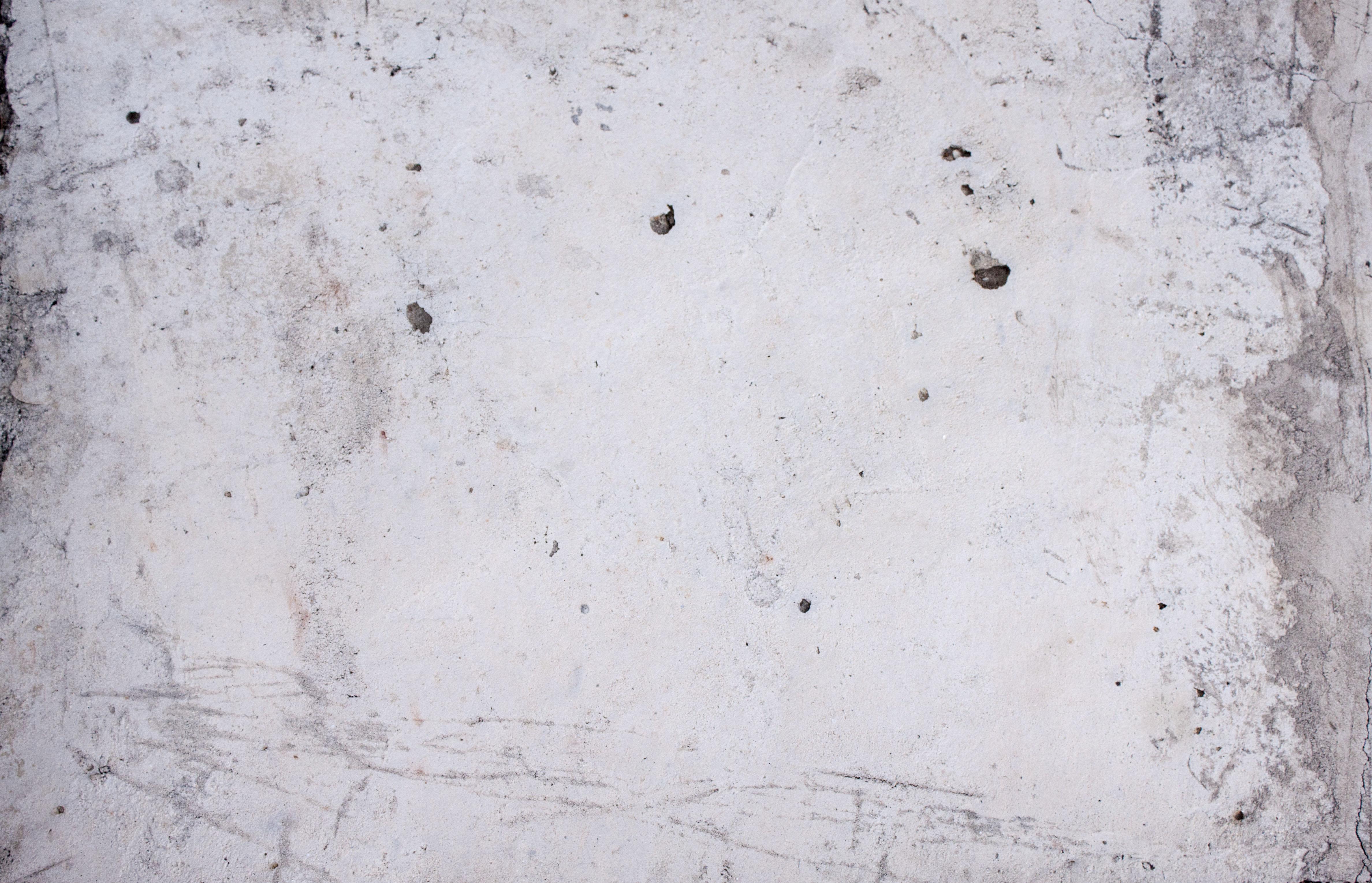 White Concrete Texture, Surface, Texture, Textured, White, HQ Photo
