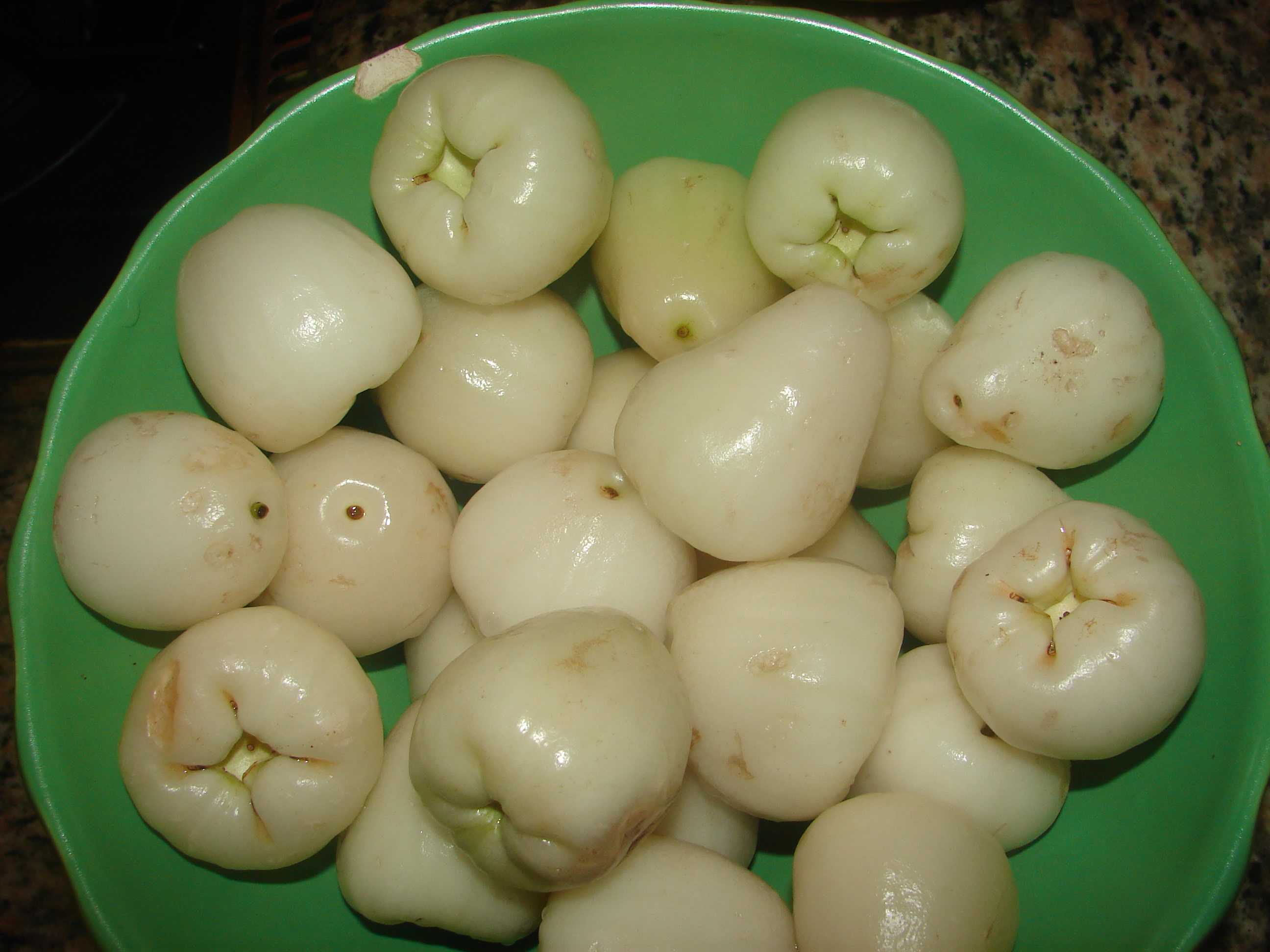 White fruit photo