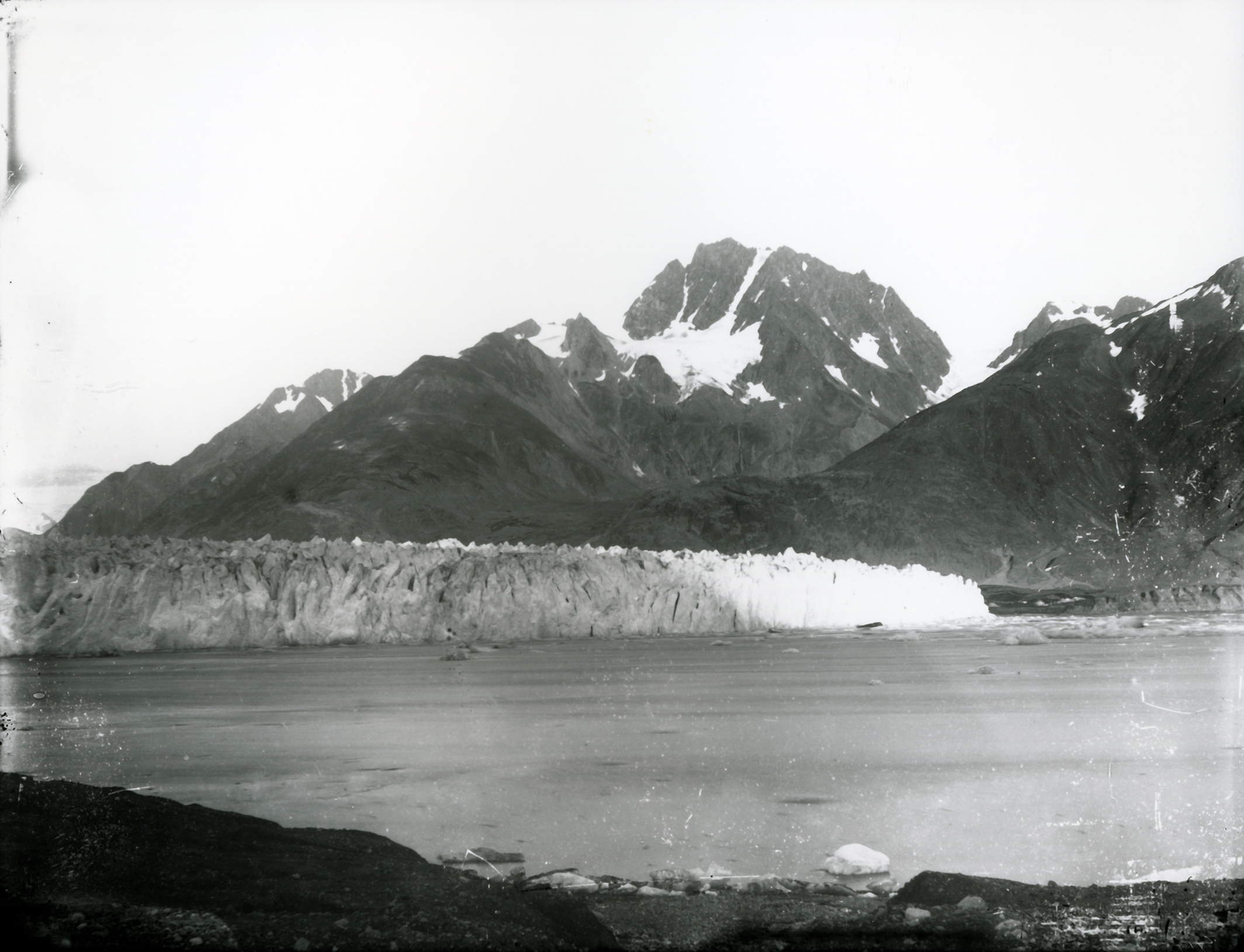 Glacier and Landscape Change in Response to Changing Climate