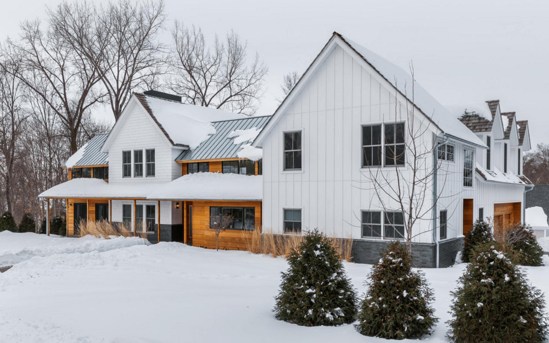 25 White Exterior Ideas for a Bright, Modern Home - Freshome.com