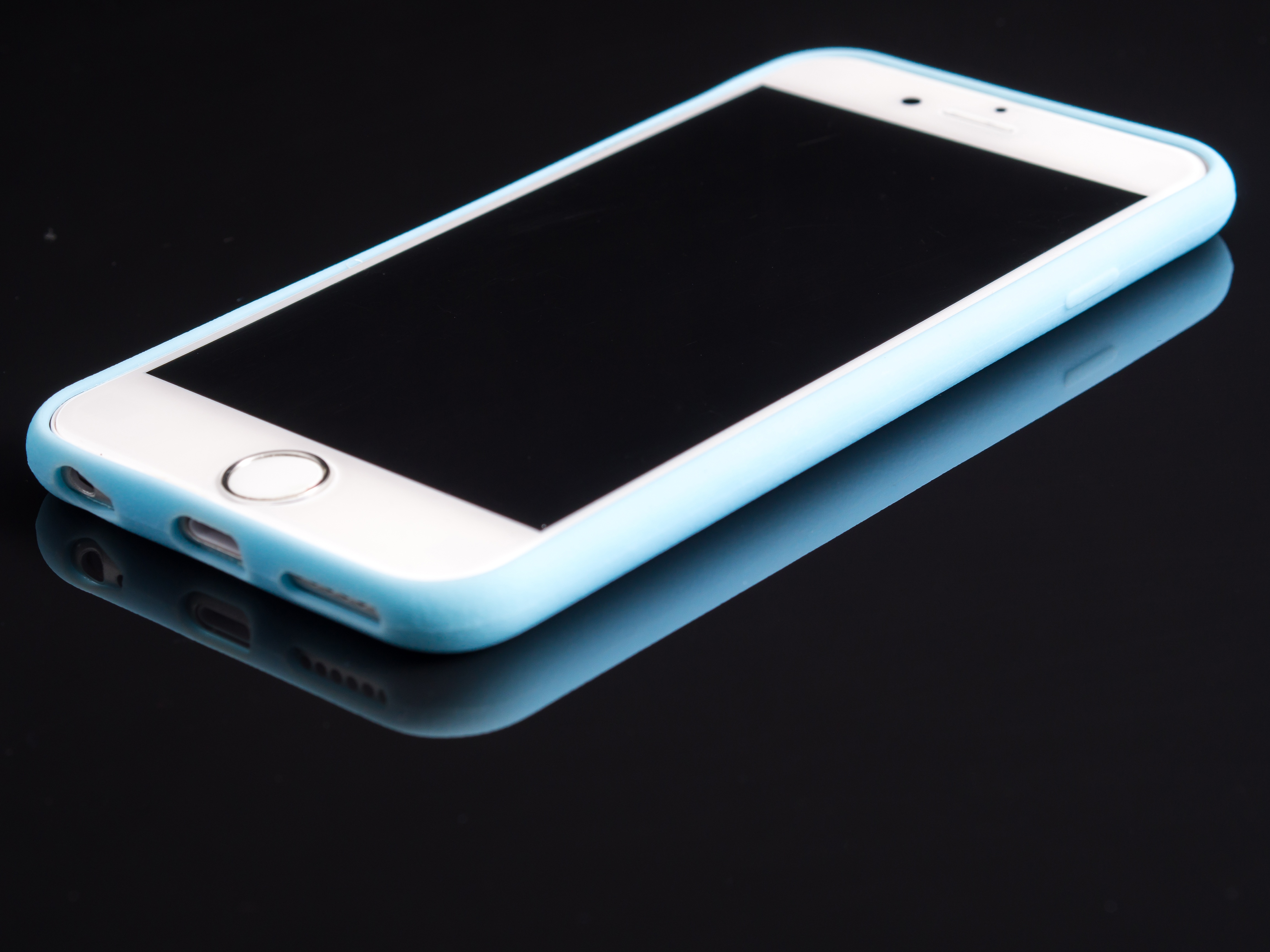 White IPhone, Apple, Electronic, Ios, Iphone, HQ Photo