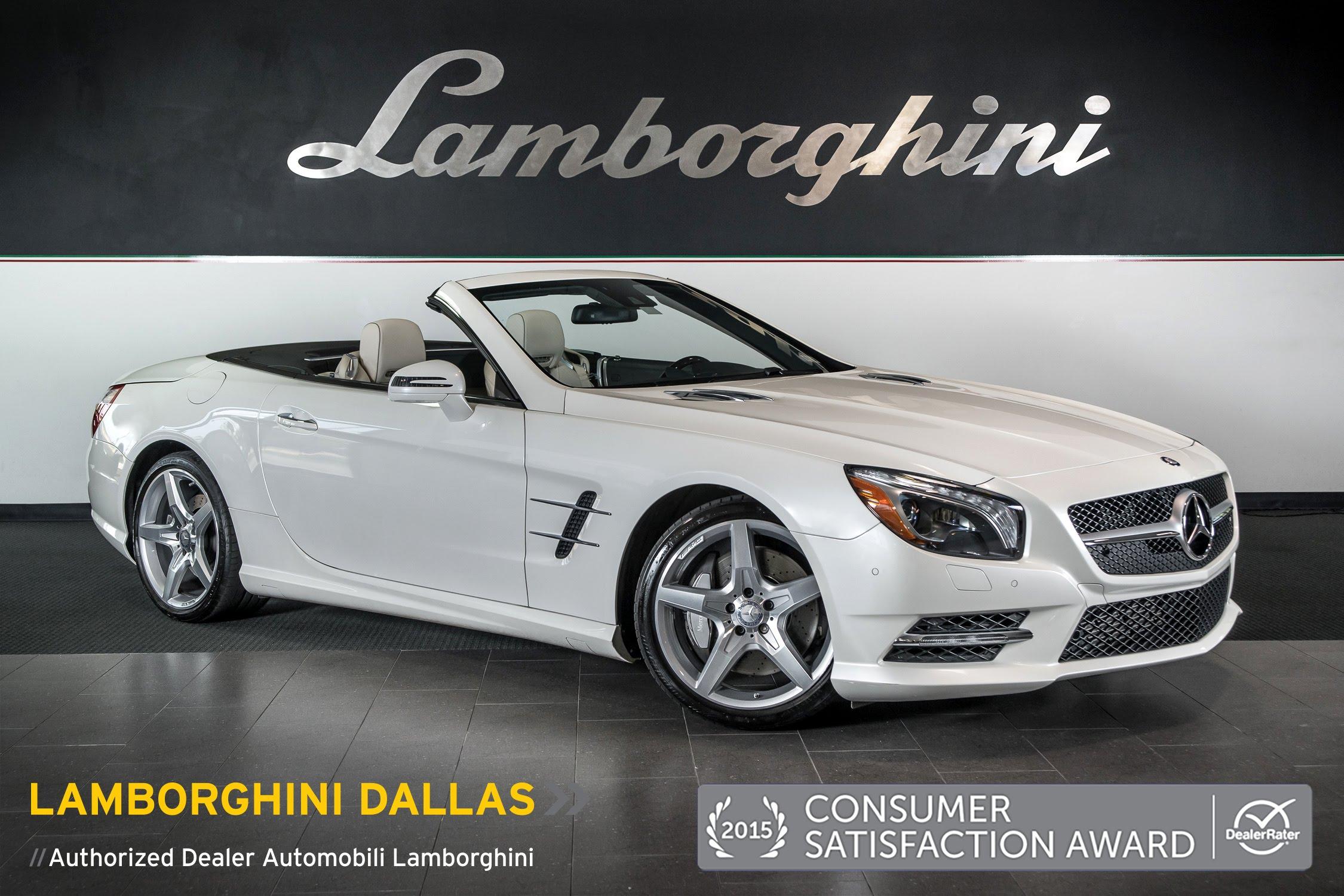 2013 Mercedes-Benz SL550 Convertible Gloss White LT0802 - YouTube