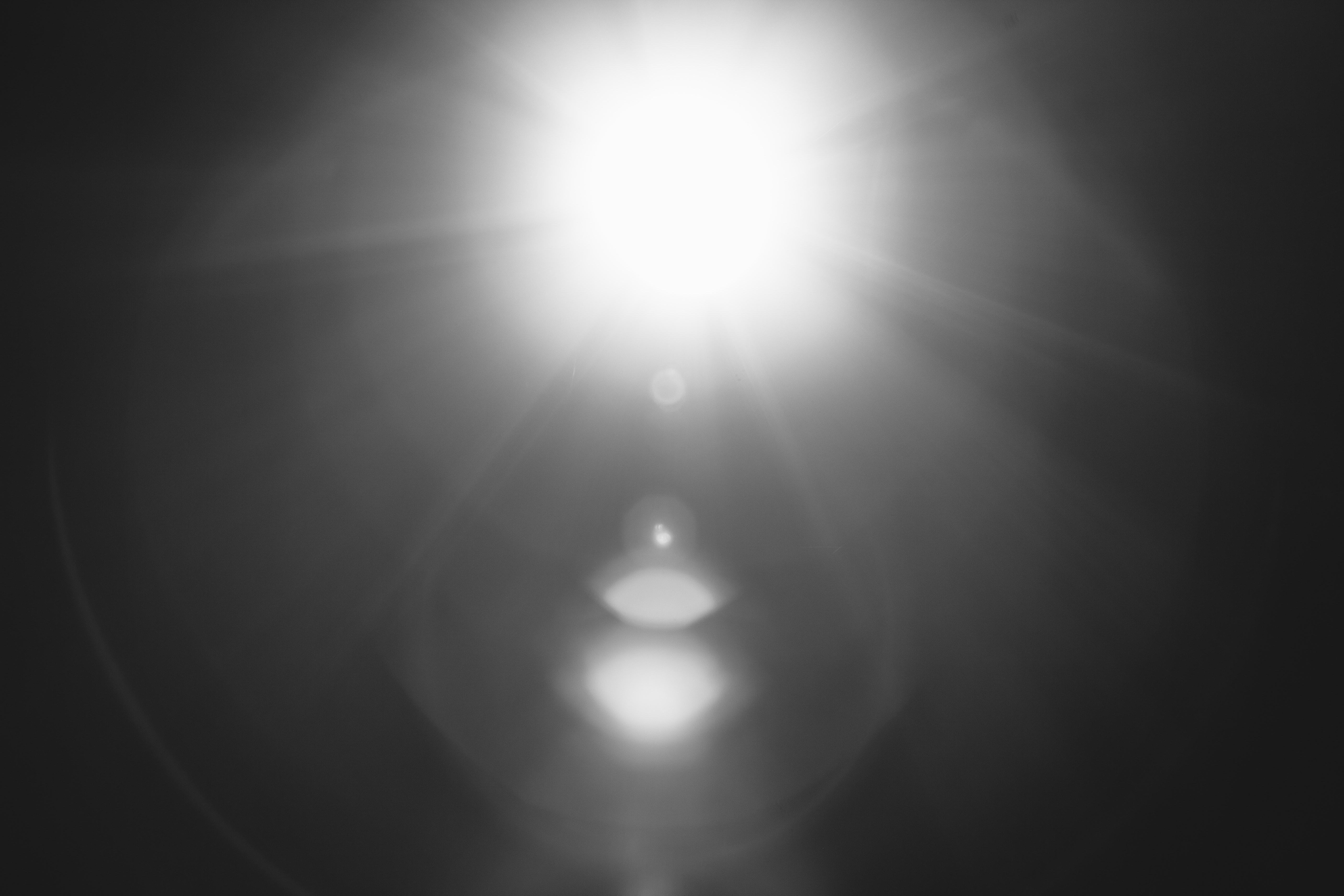 Free stock photo of beam, black-and-white, headlight