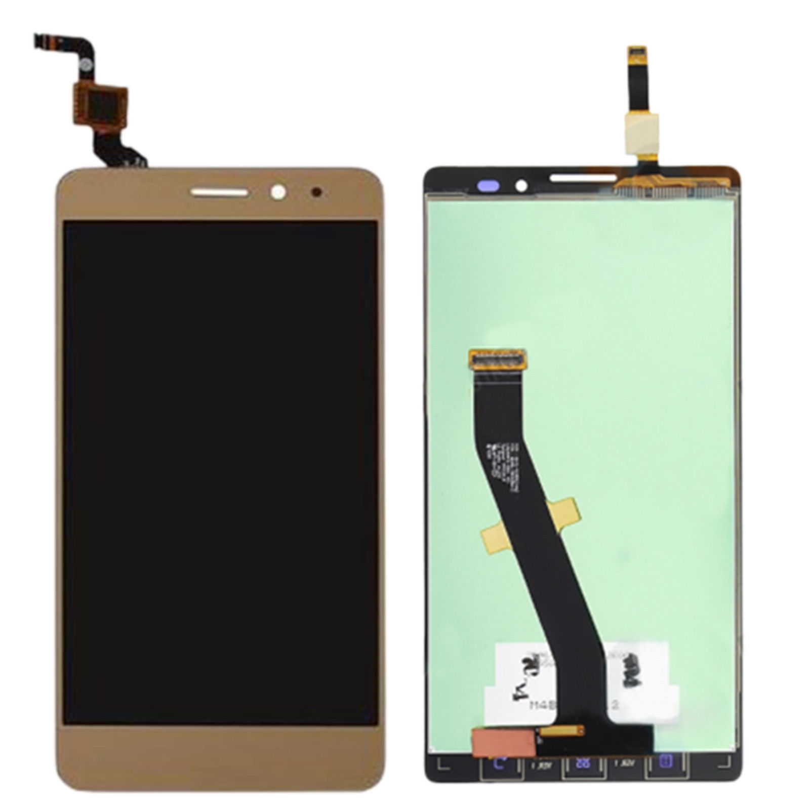 Lenovo K6 Power LCD Display Touch Screen Digitizer Assembly Black ...