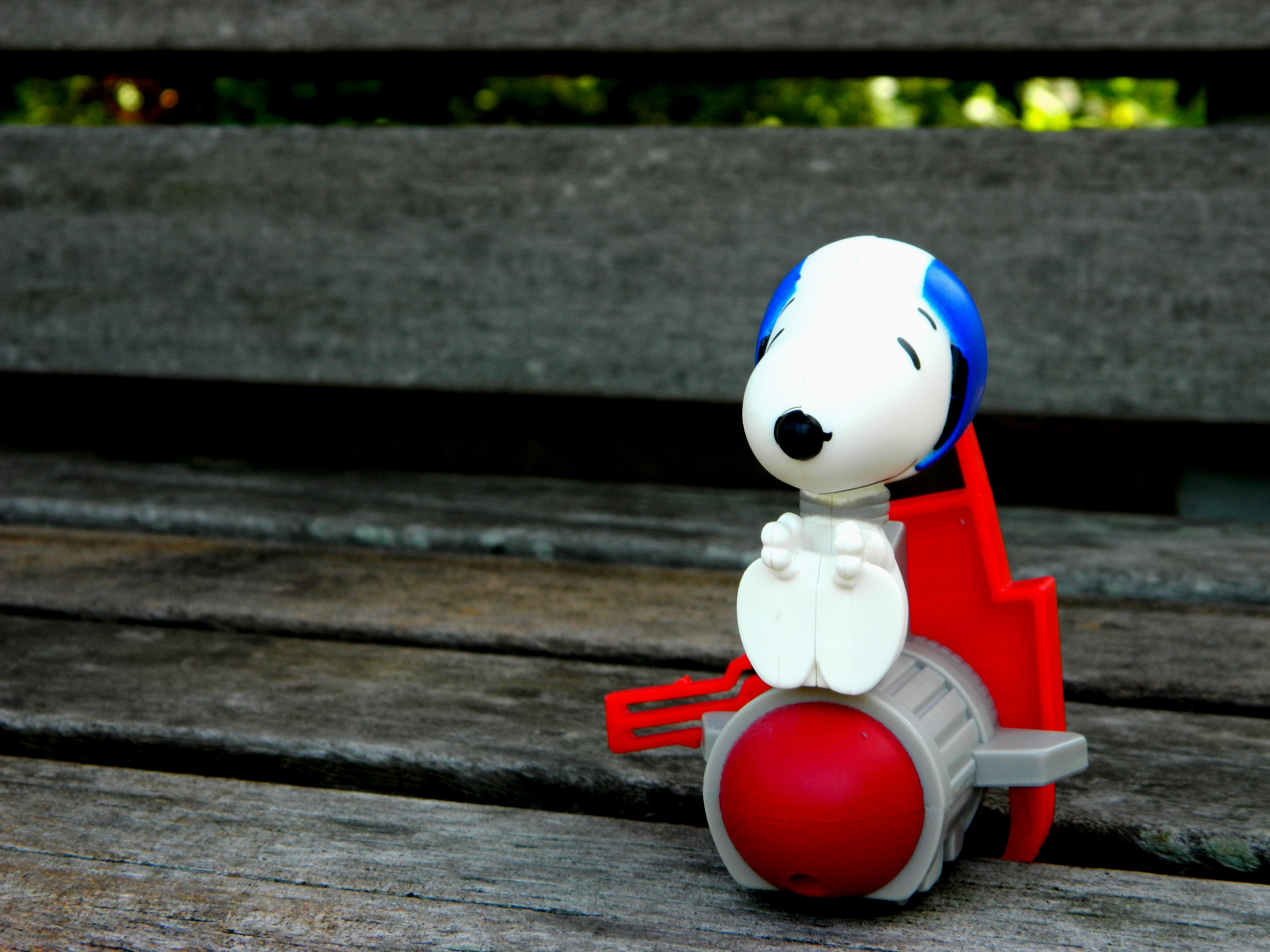 White Snoopy Plastic Figure, Close-up, Colors, Cute, Design, HQ Photo