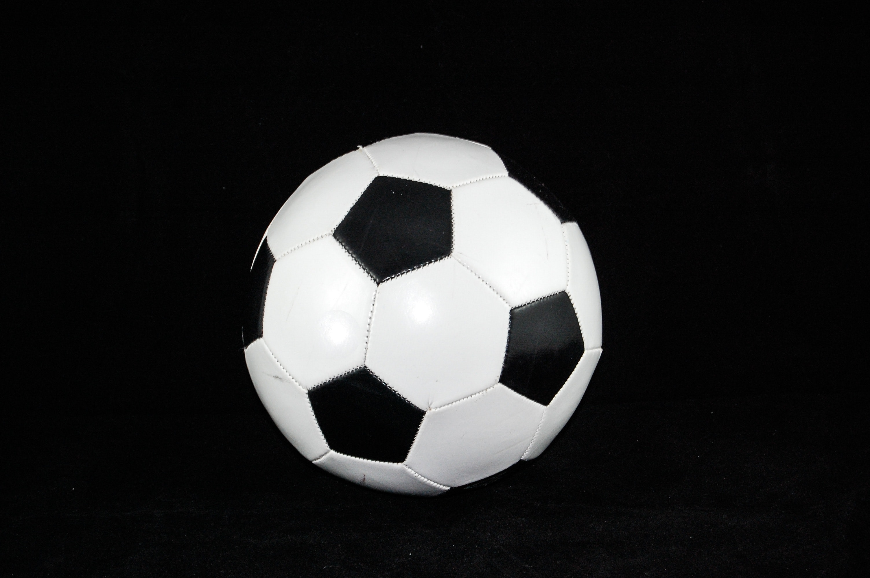 White Soccer Ball, Sport, Soccer images, Soccer ball, Football, HQ Photo
