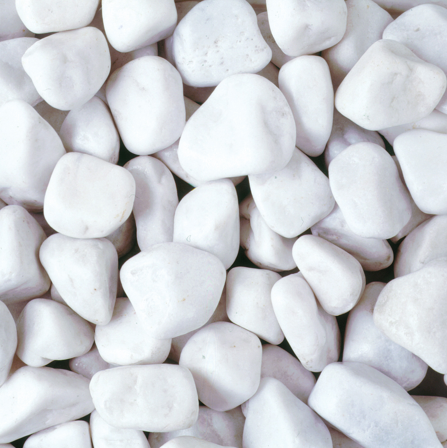White Stones For Gardens | Solidaria Garden