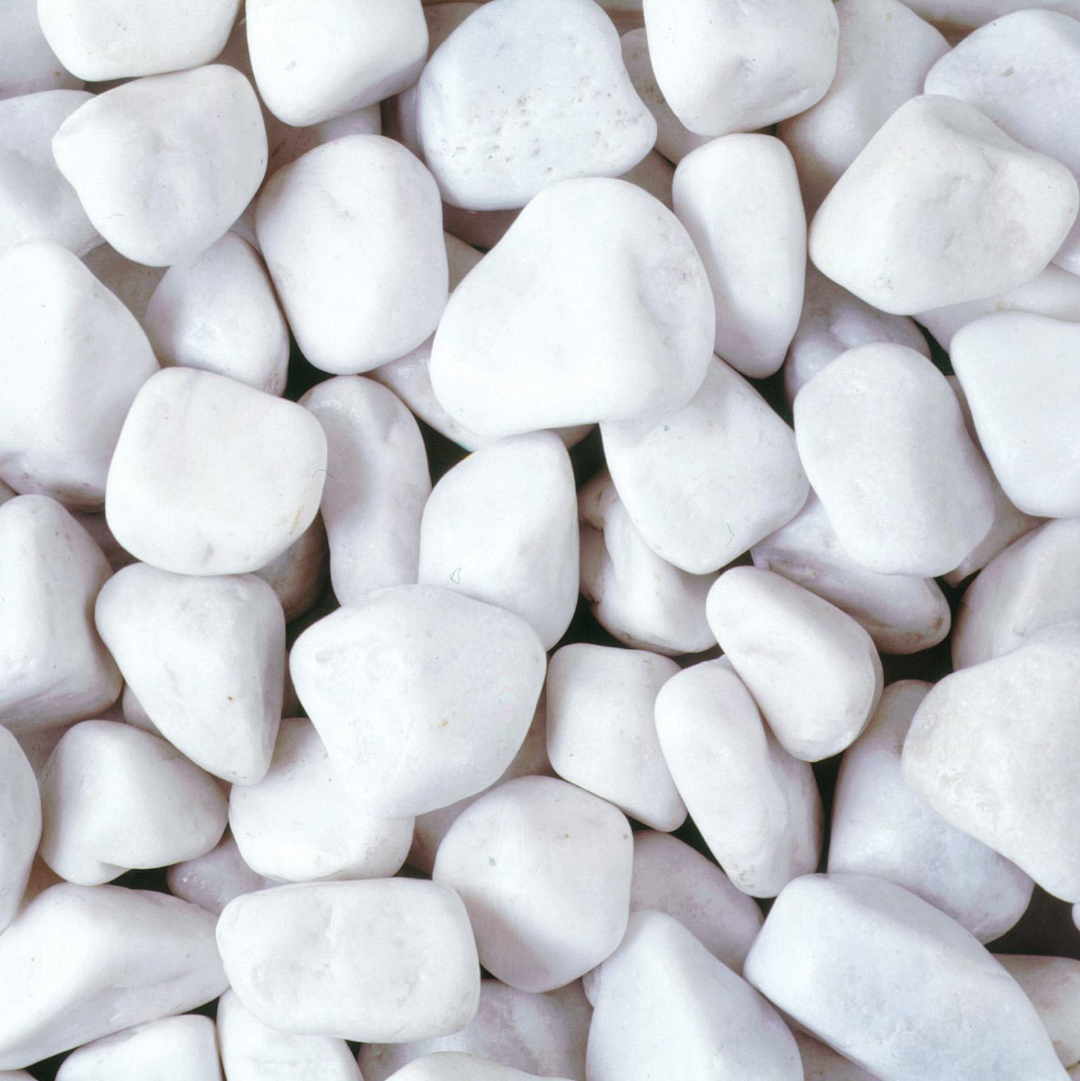 White stones photo