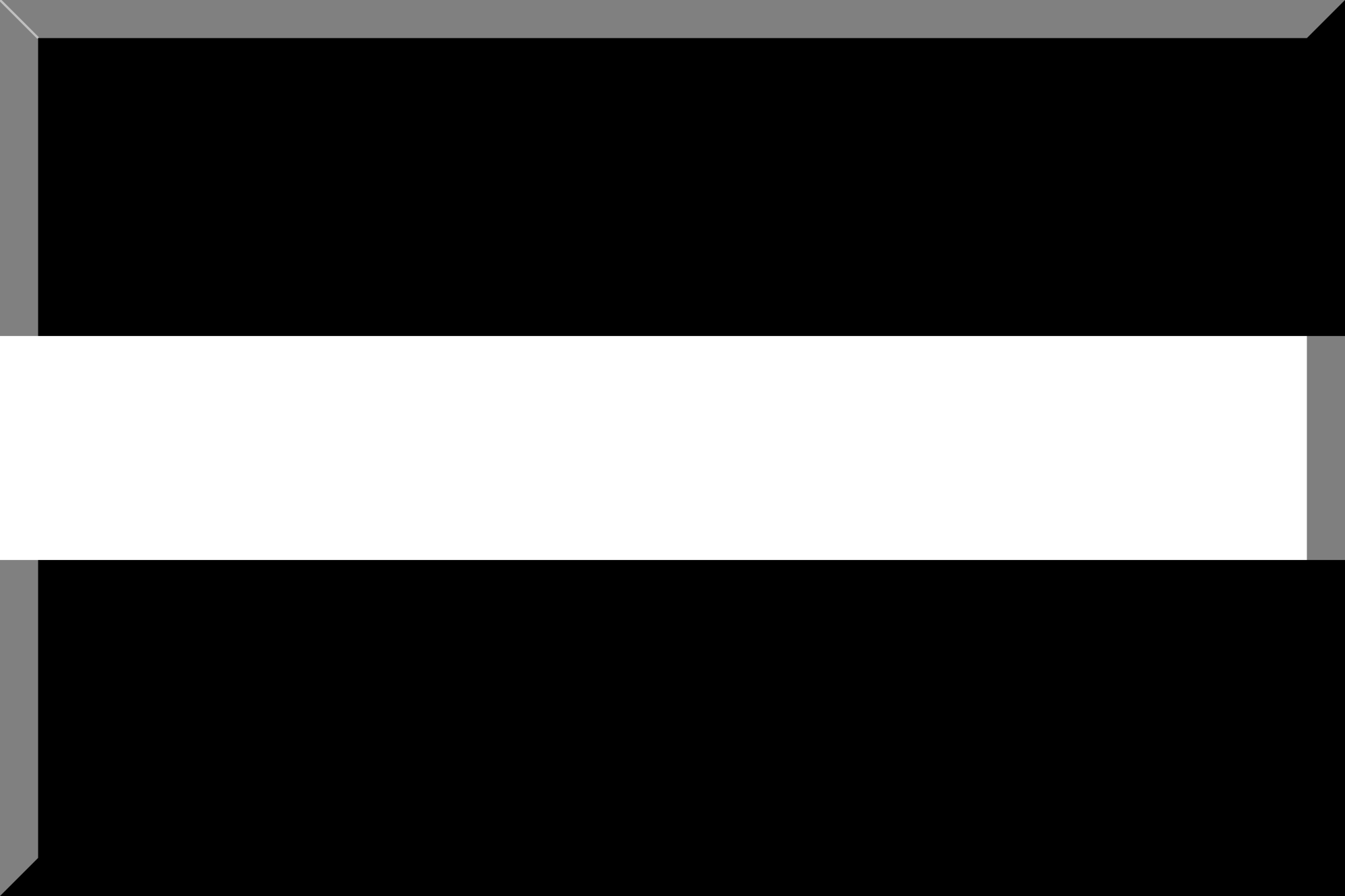 File:600px Black with White stripe.svg - Wikimedia Commons