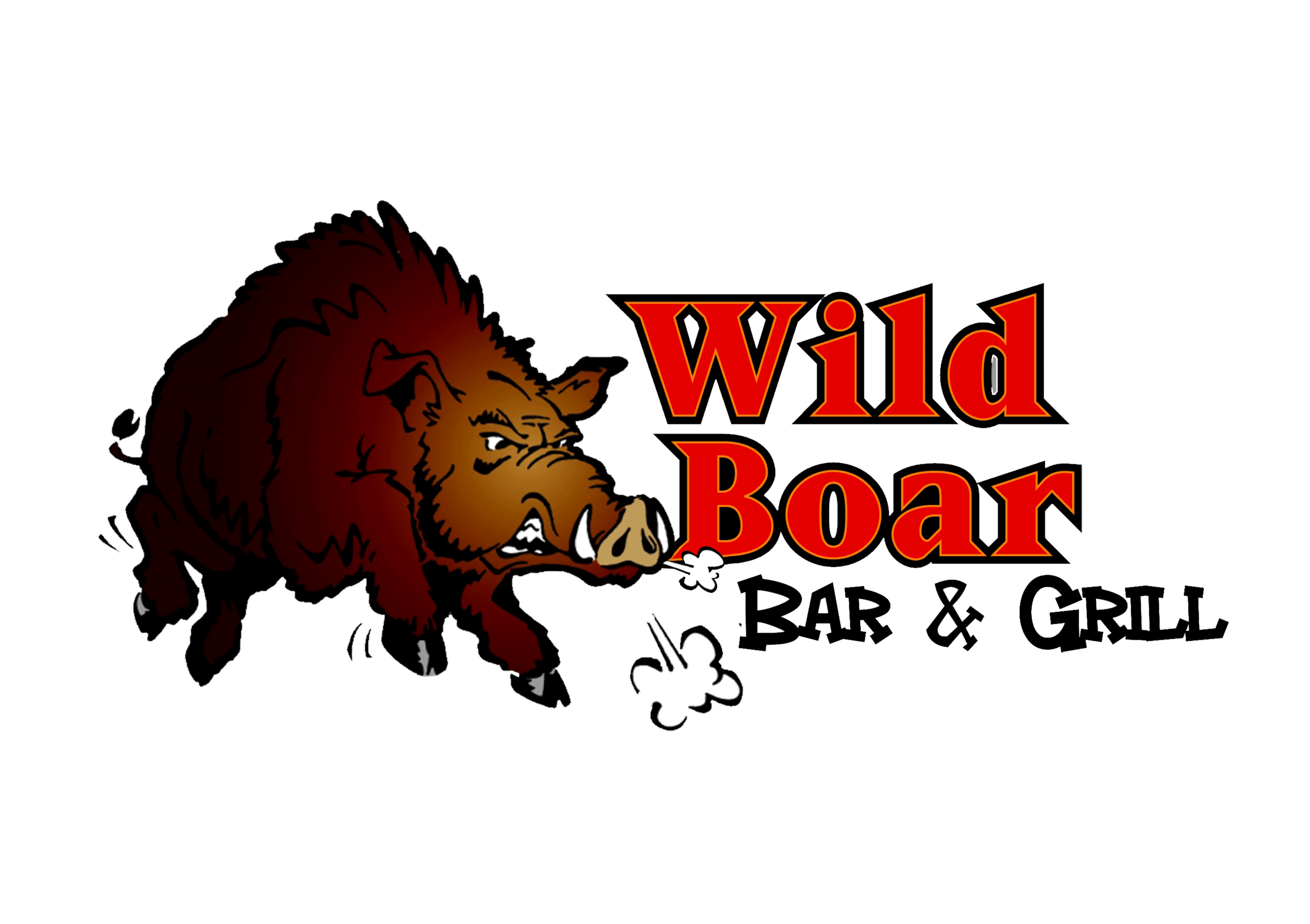 Wild Boar Bar and Grill - Happy Hour and Specials Everyday!