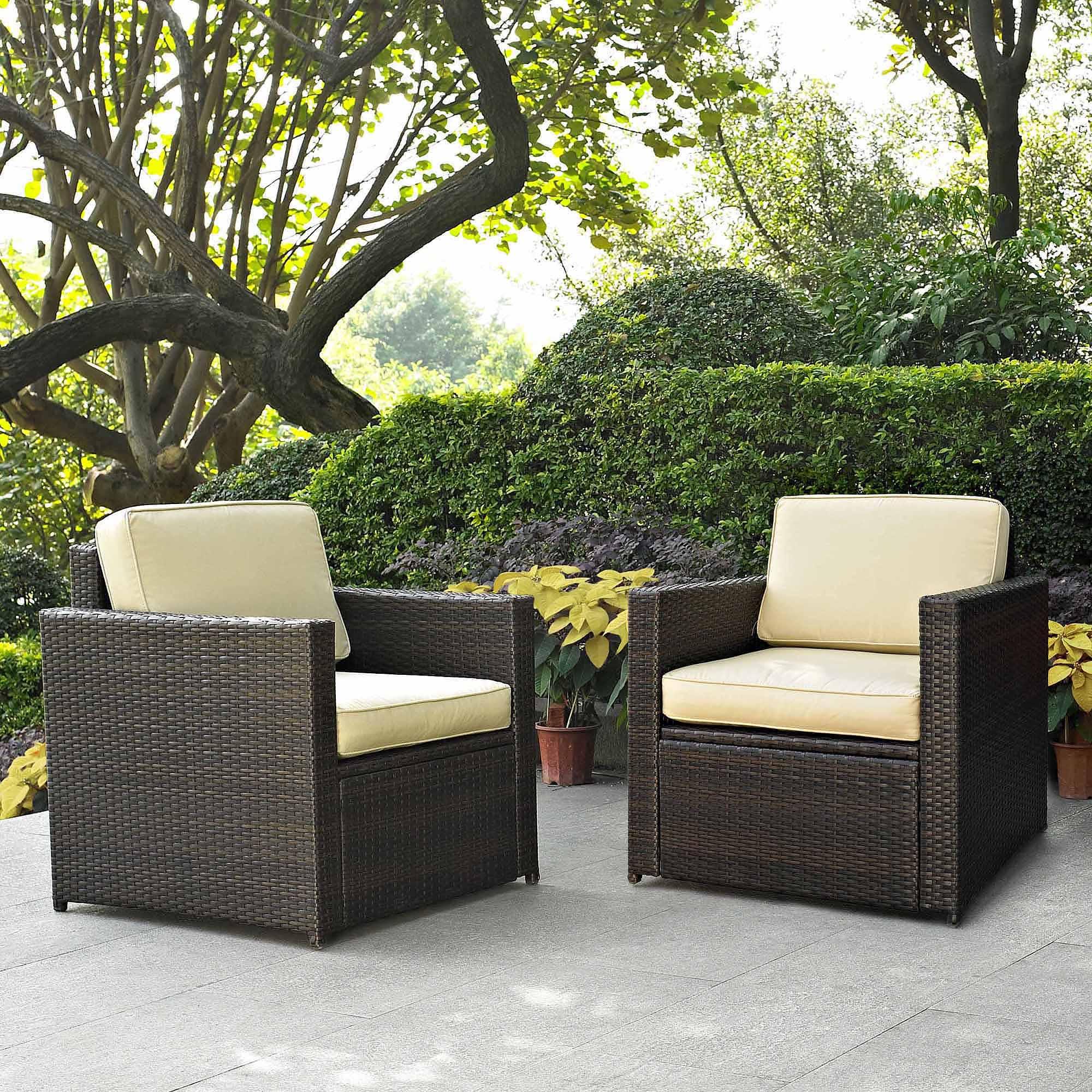 patio & garden : Comparison Between Natural And Resin Wicker Outdoor ...