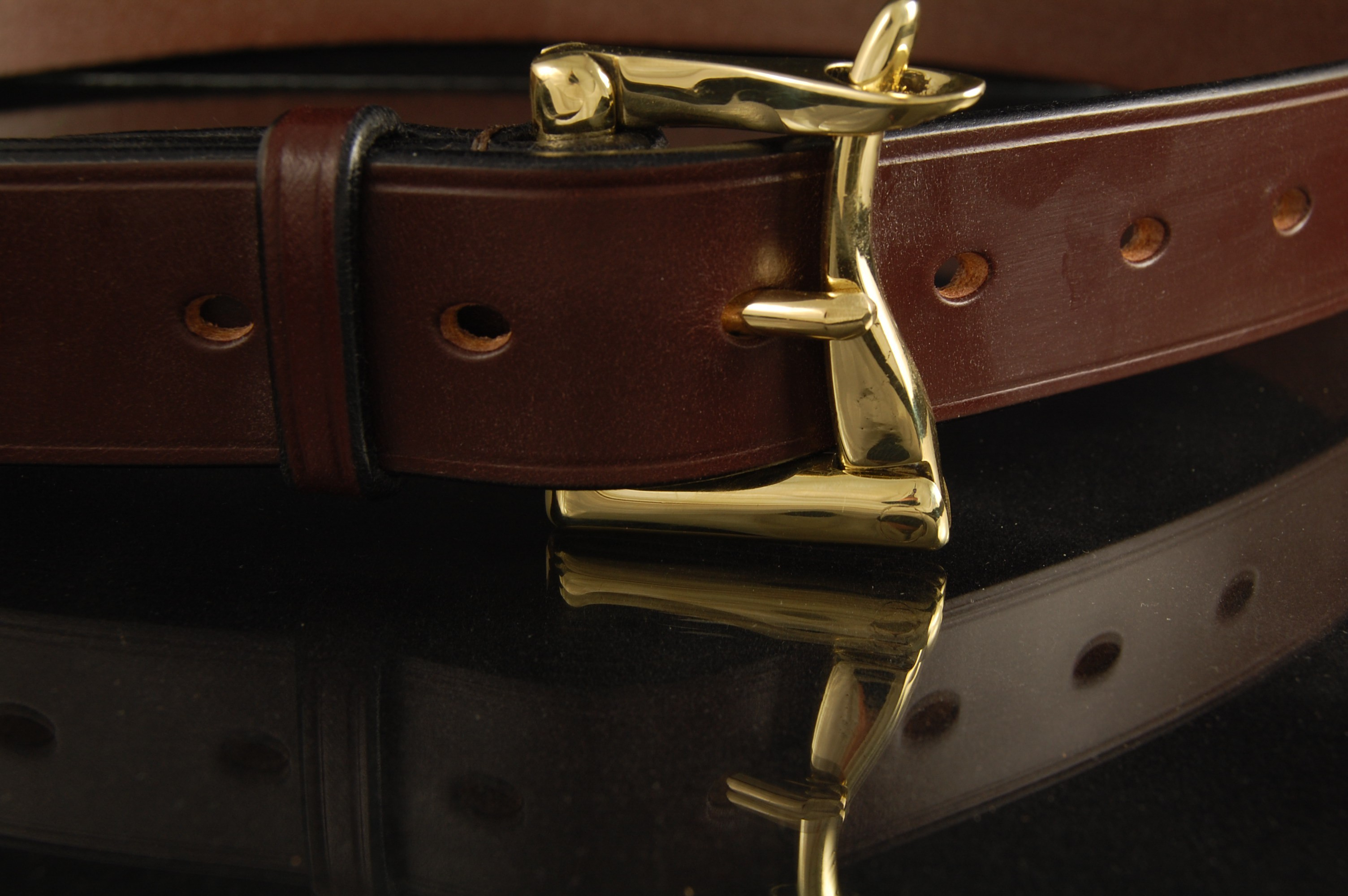 Equus Leather :: The Winchester Bridle Leather Belt - All Our Belts ...