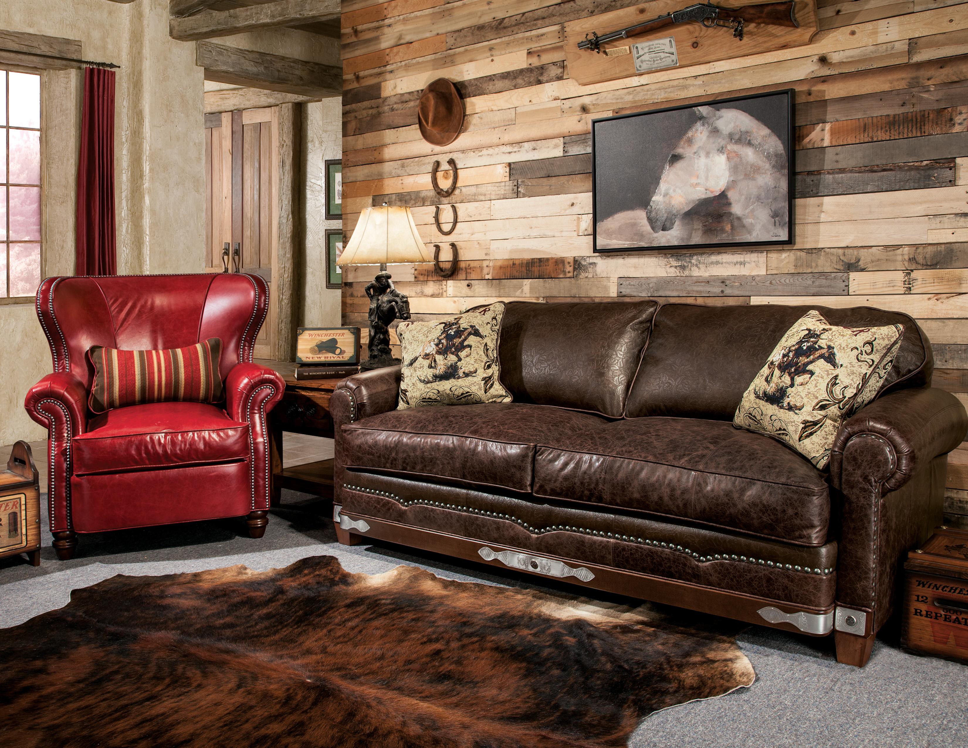 Marshfield Furniture Winchester (Leather) - Marshfield Furniture