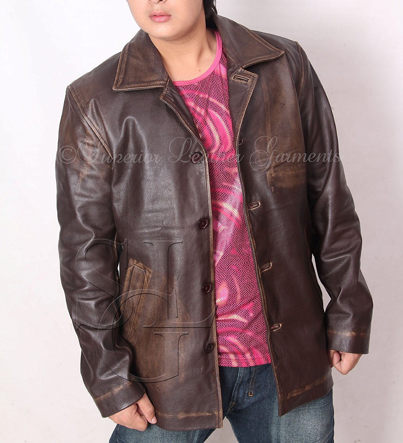 Dean Winchester Leather Jacket | Fashion Trends of Jackets