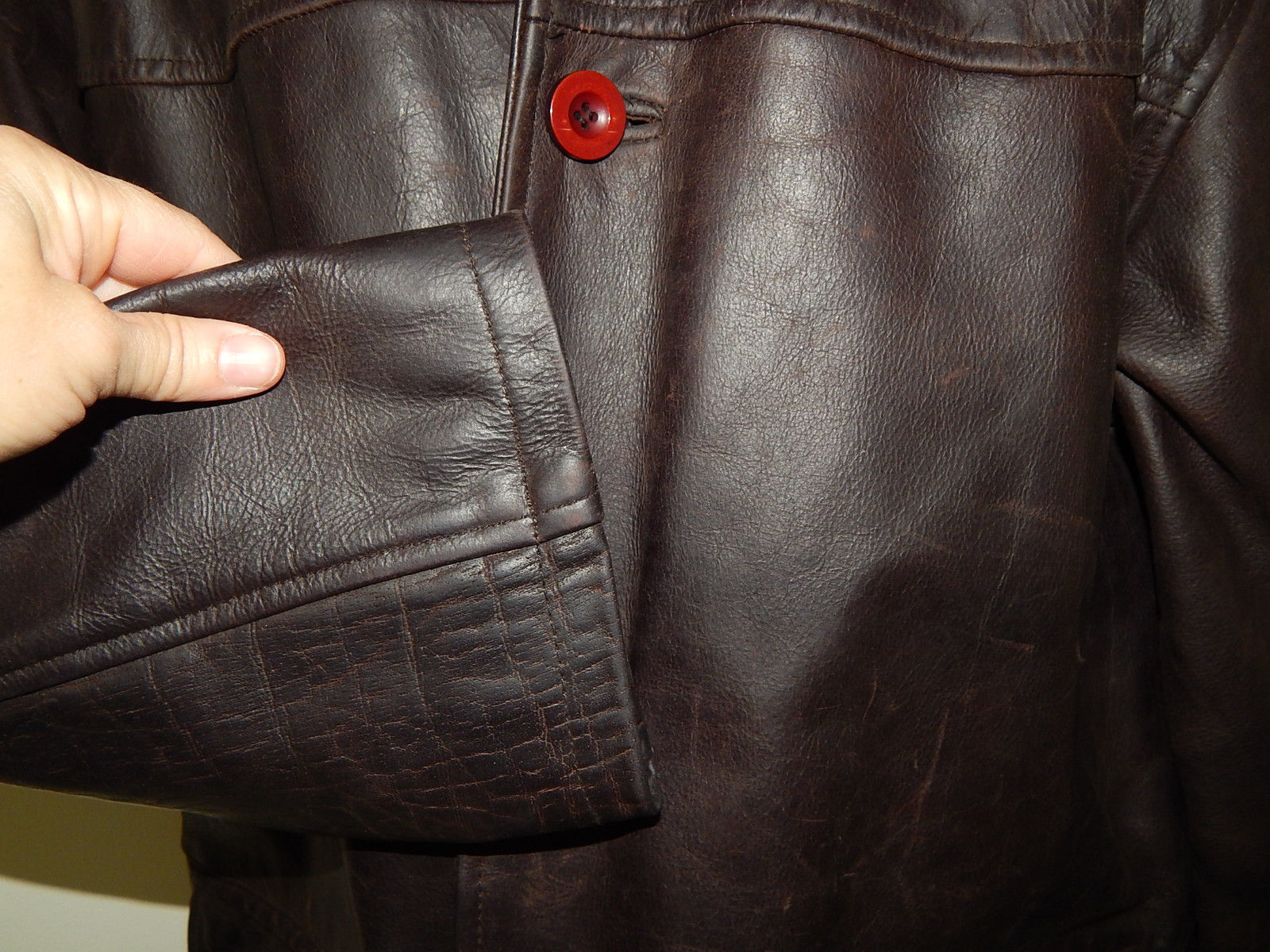 Winchester leather photo