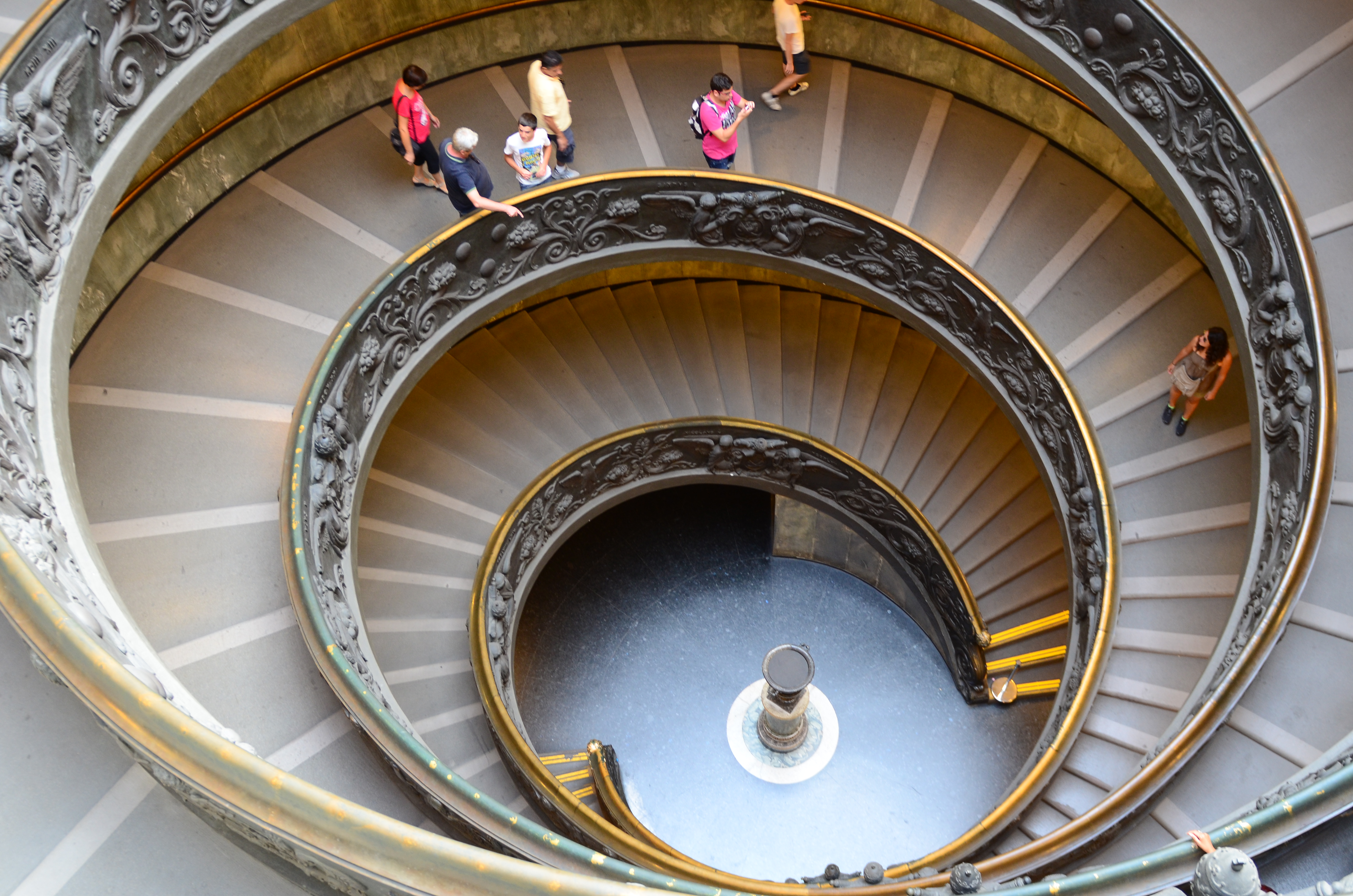 free photo winding staircase stairway stairwell stairs free