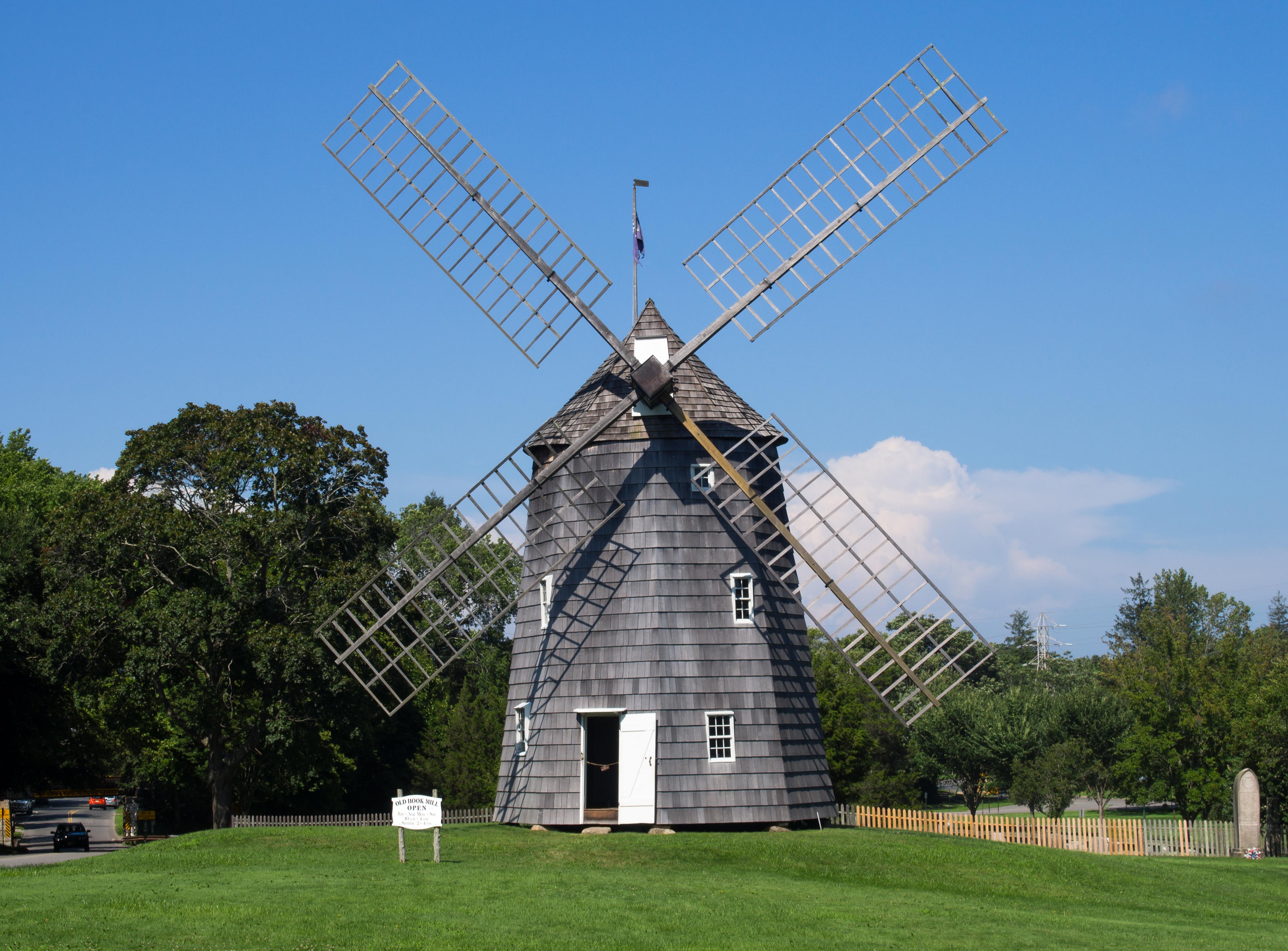 Hook Windmill - Wikipedia