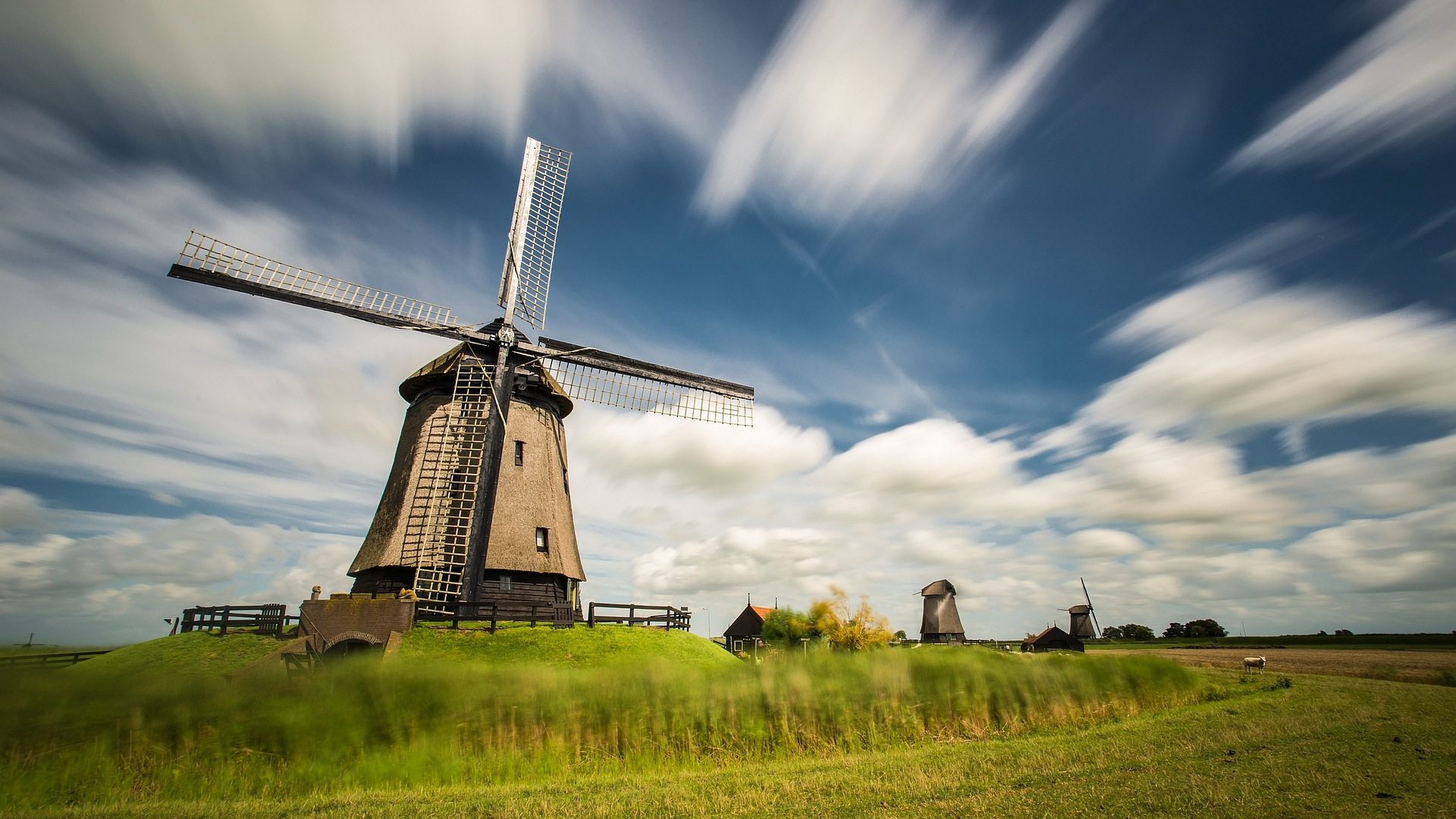 Long Winded: A Brief History of the Windmill | EWC