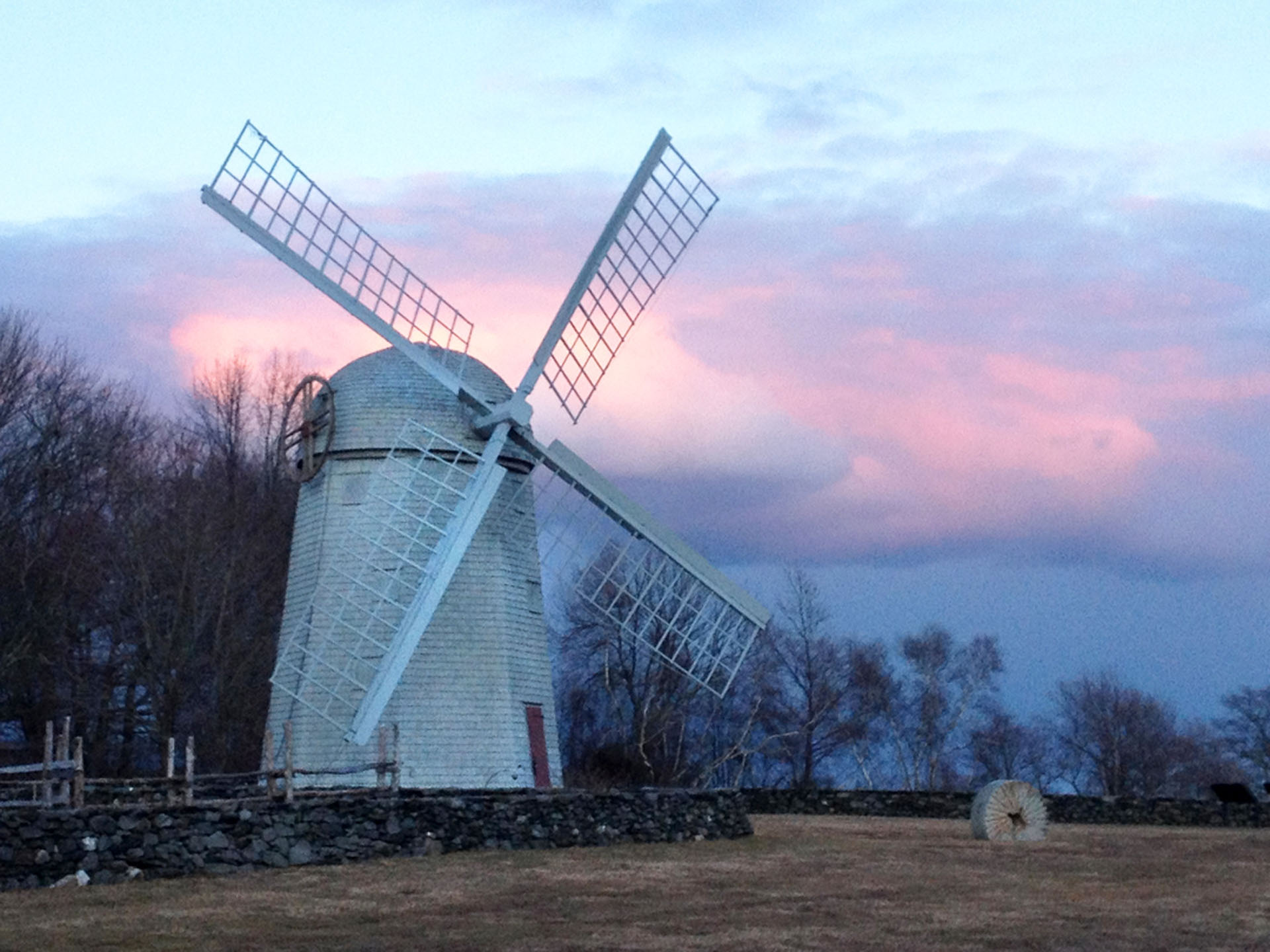 Jamestown Historical Society | Windmill