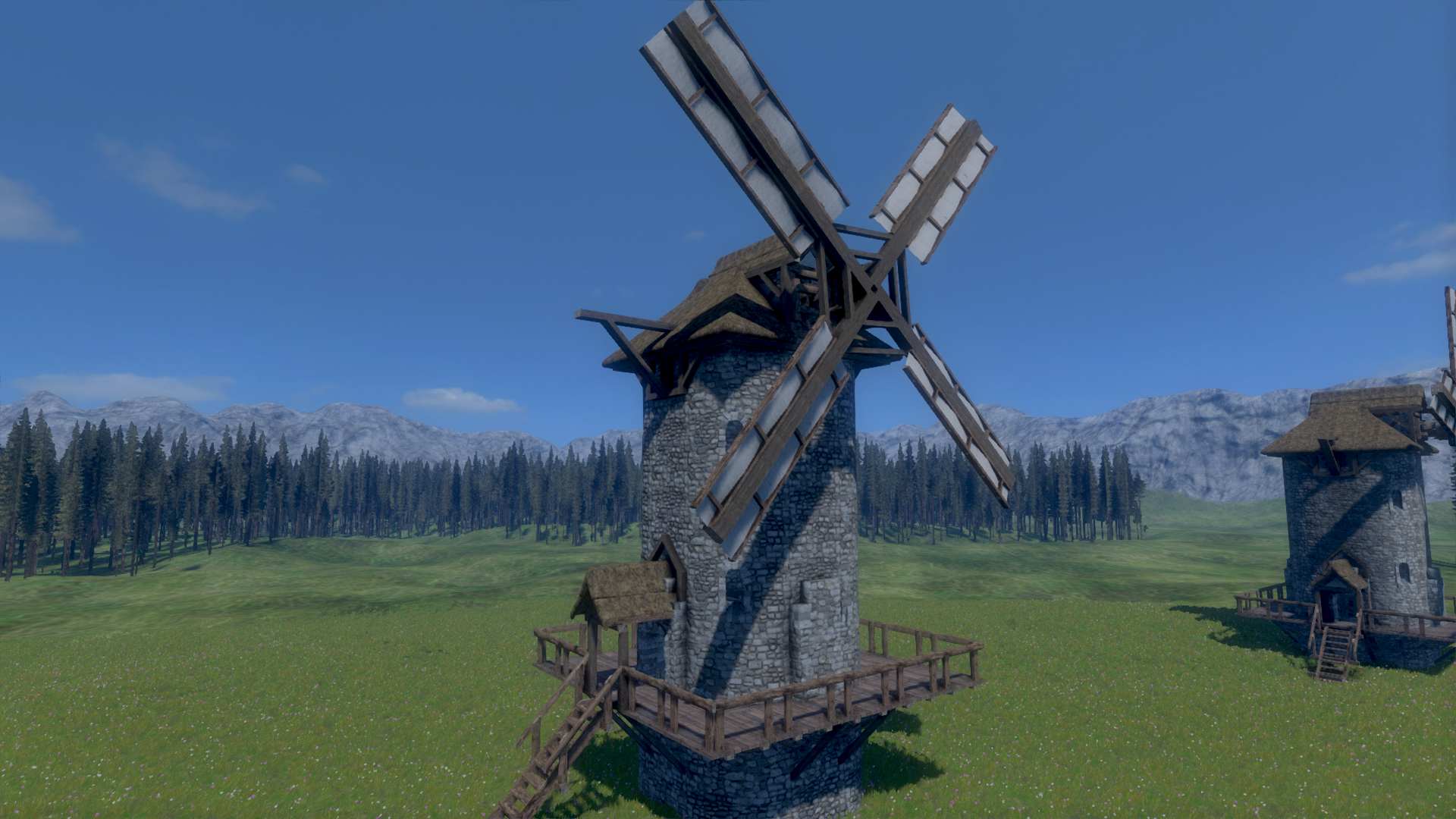 Windmill with Mechanics | Keen Software House Forums