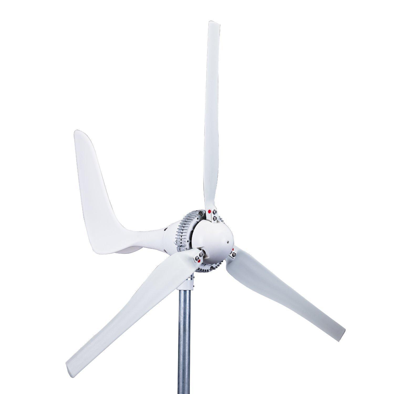 Amazon.com : WINDMILL 1500W 24V 60A Wind Turbine Generator kit. MPPT ...