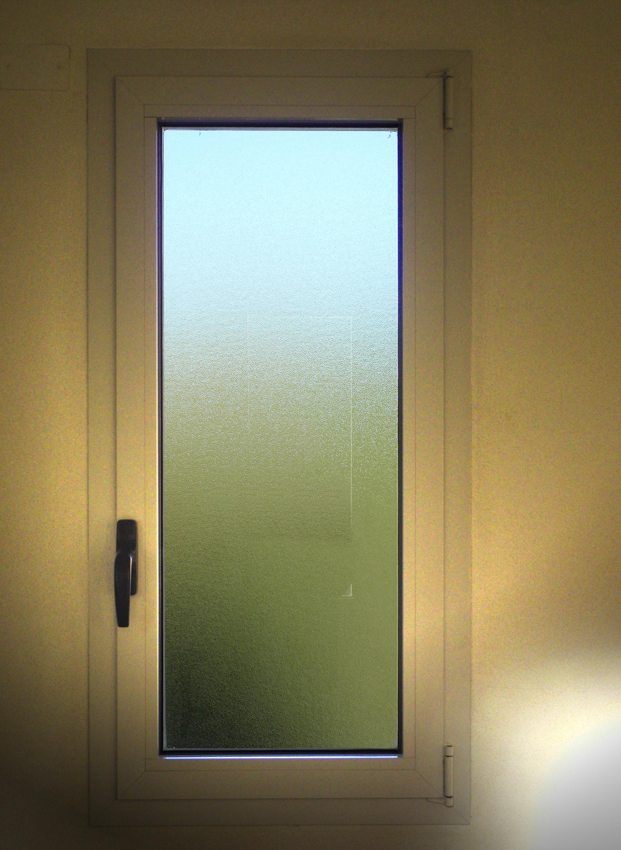 Window-pane photo